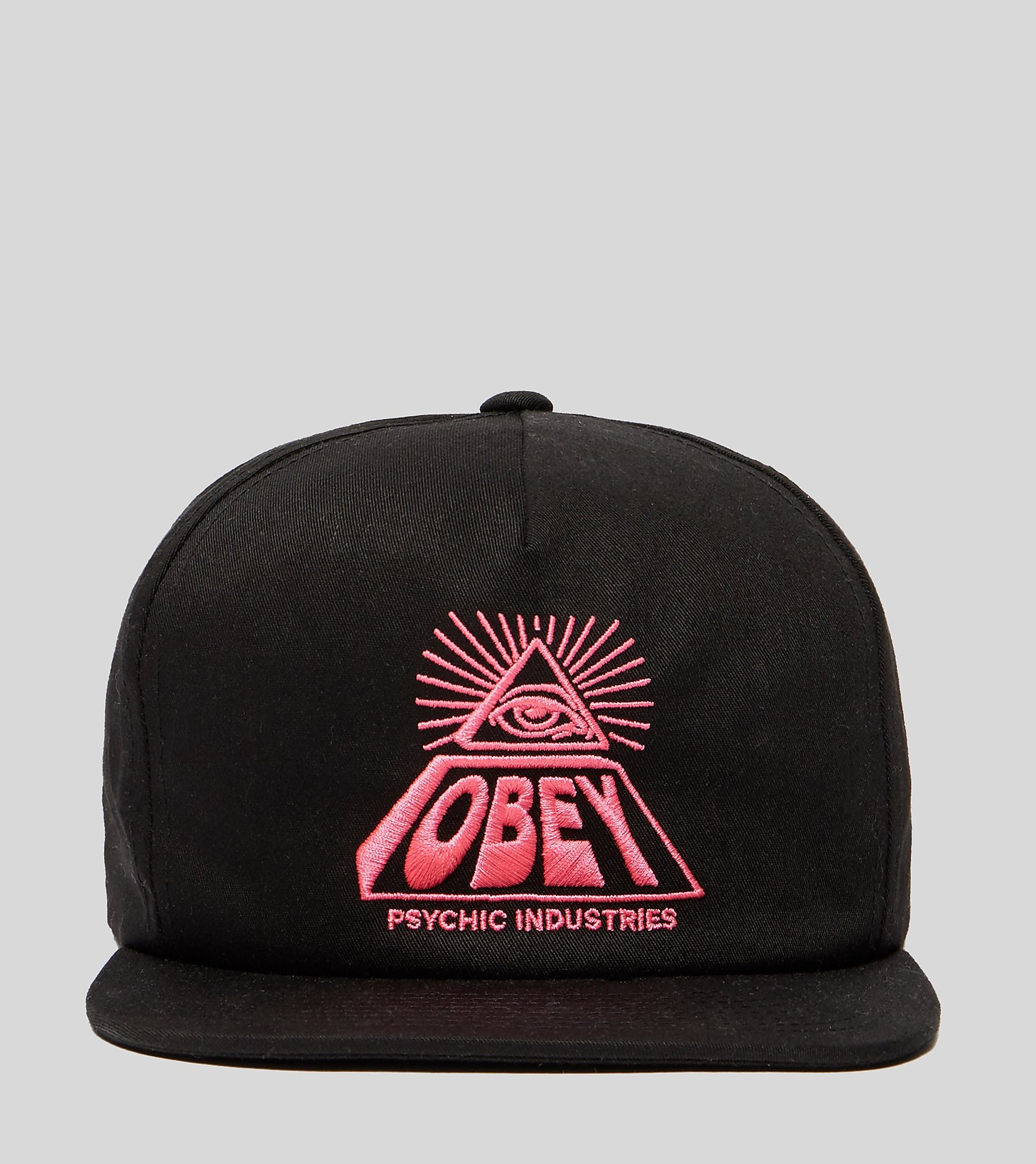 Obey Psychic Industries Snapback Cap