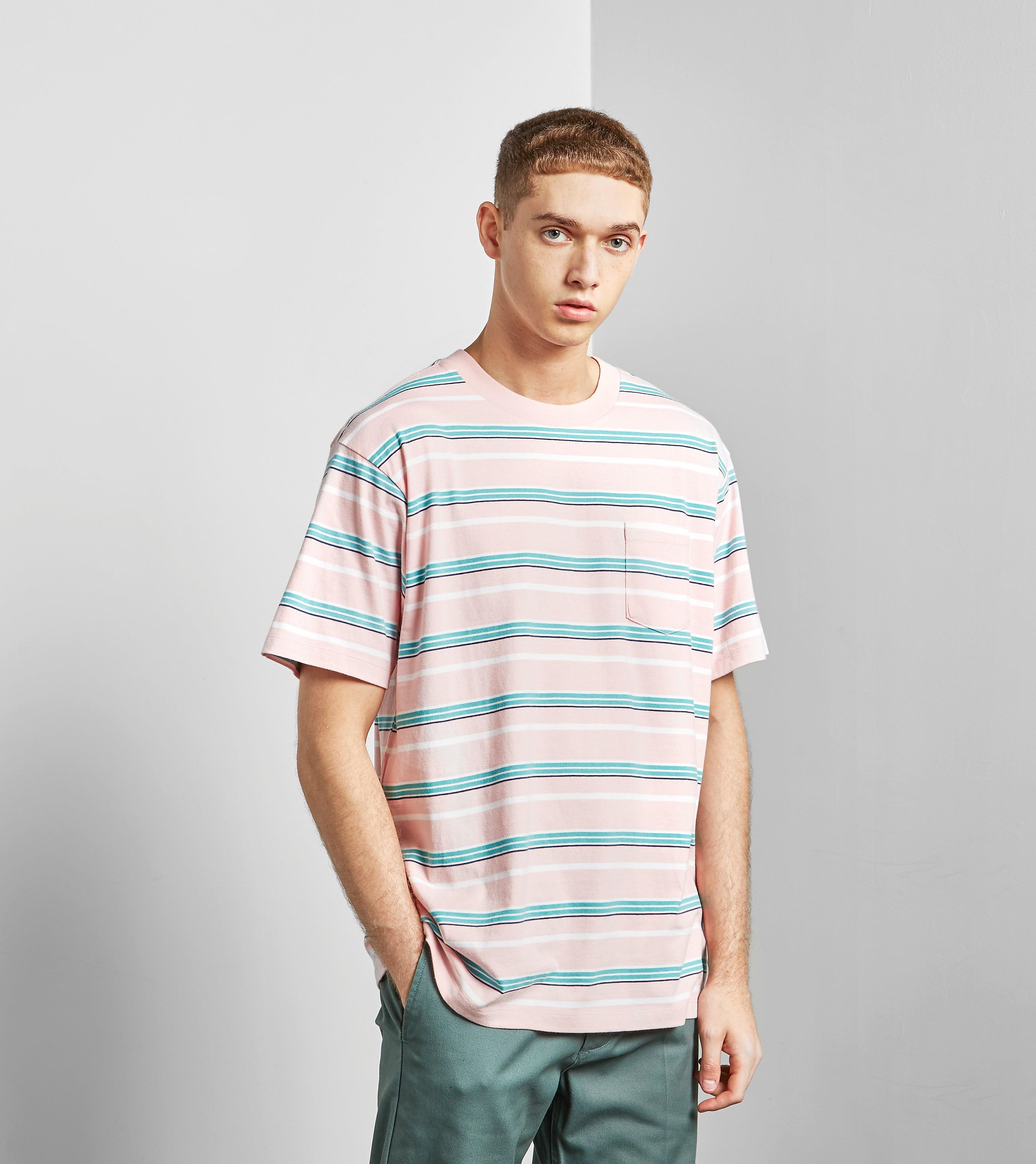 Obey Belfort Striped T-Shirt