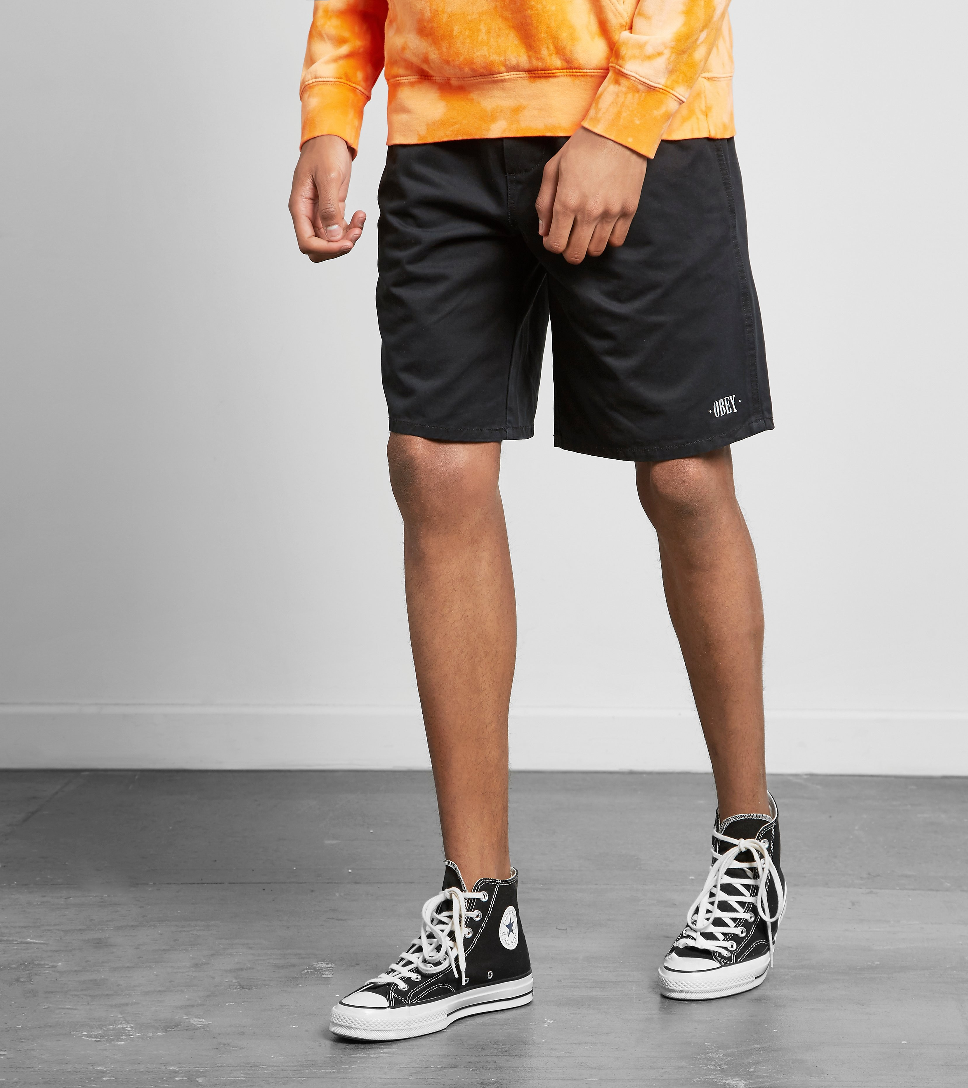 Obey Heritage Shorts
