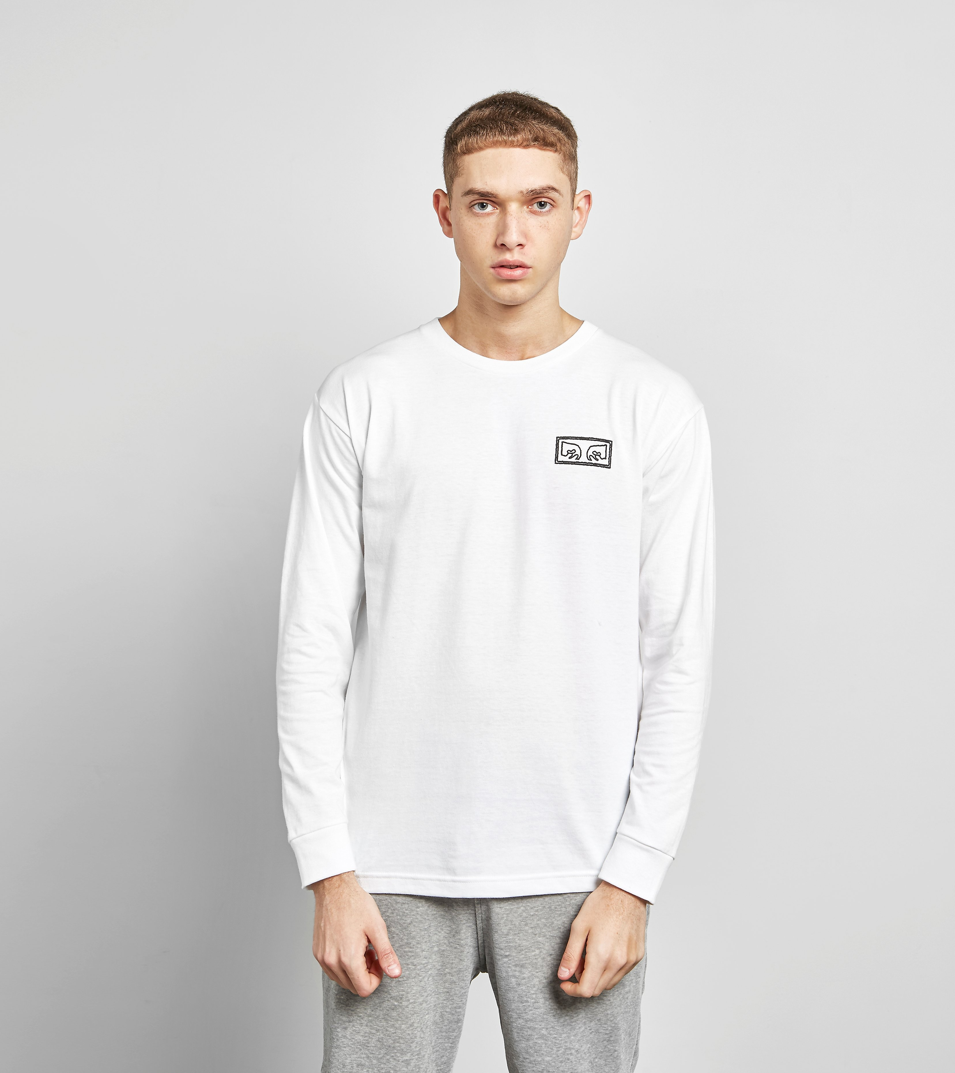 Obey Long-Sleeved Vibes T-Shirt