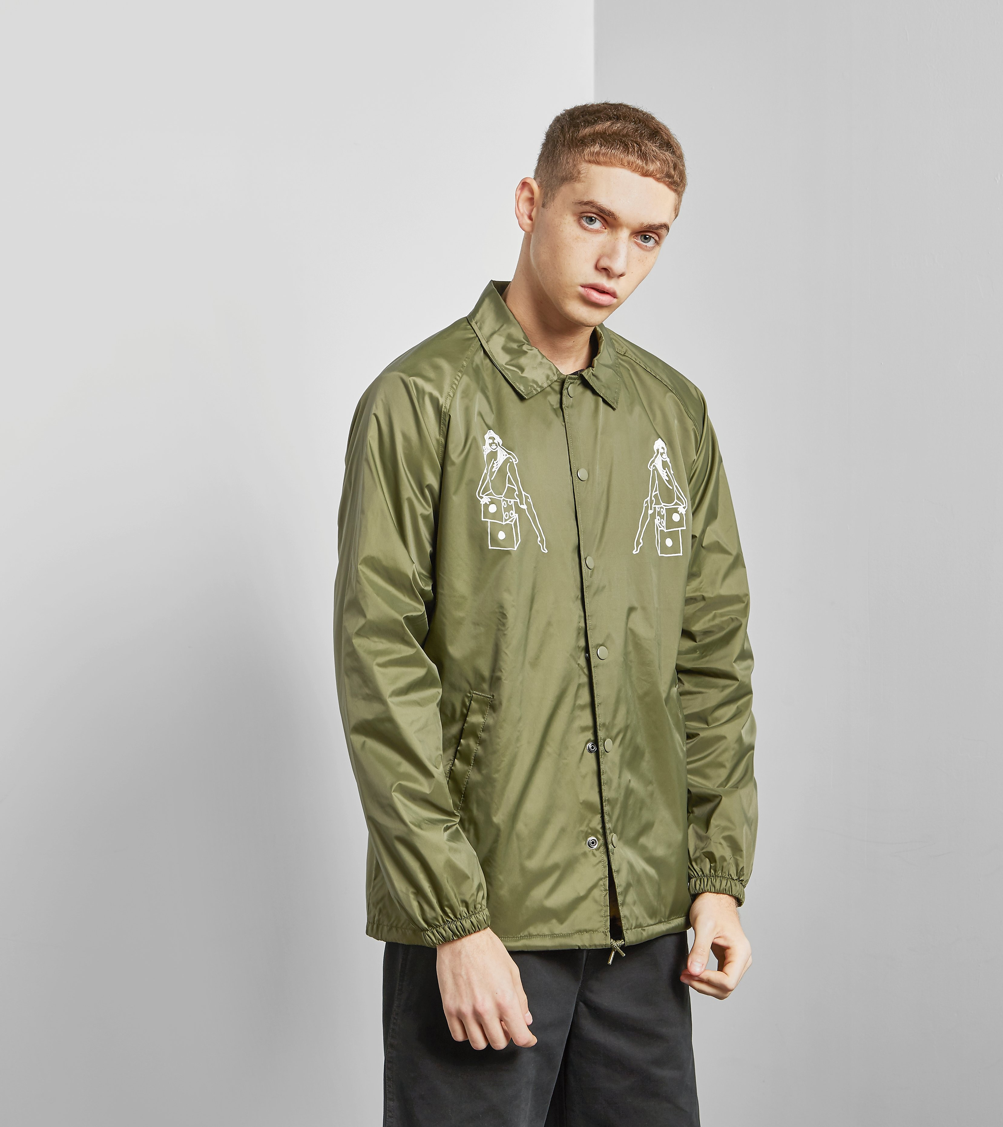 Obey Born To Lose Jacket