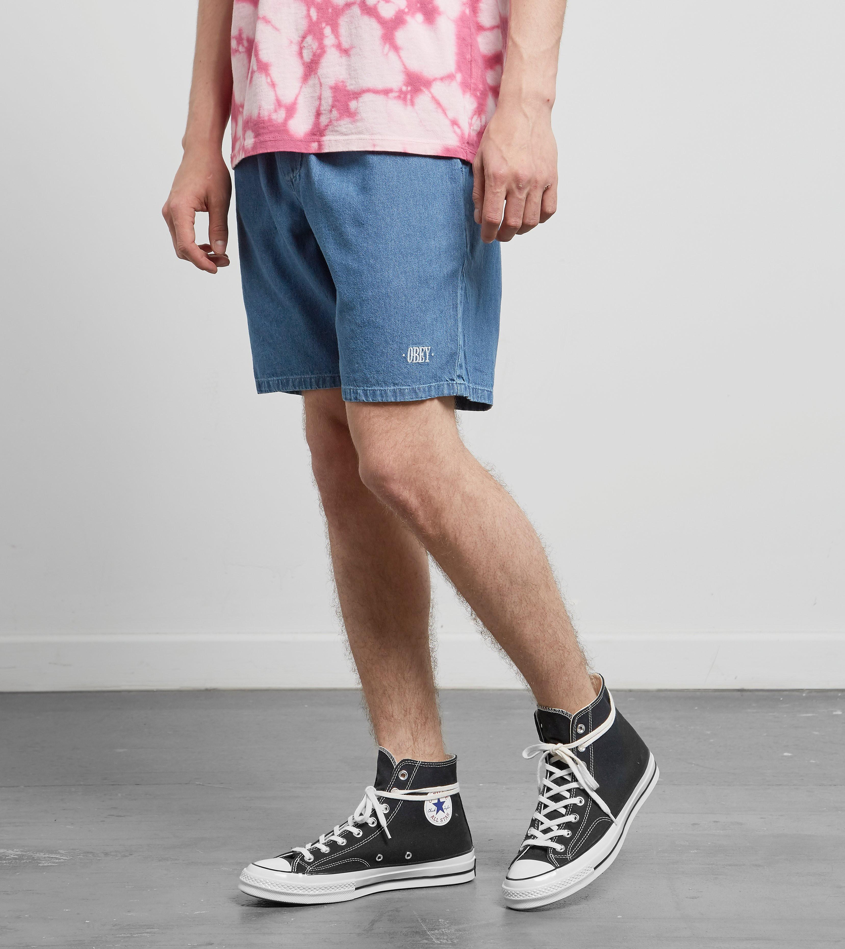 Obey Keble Shorts