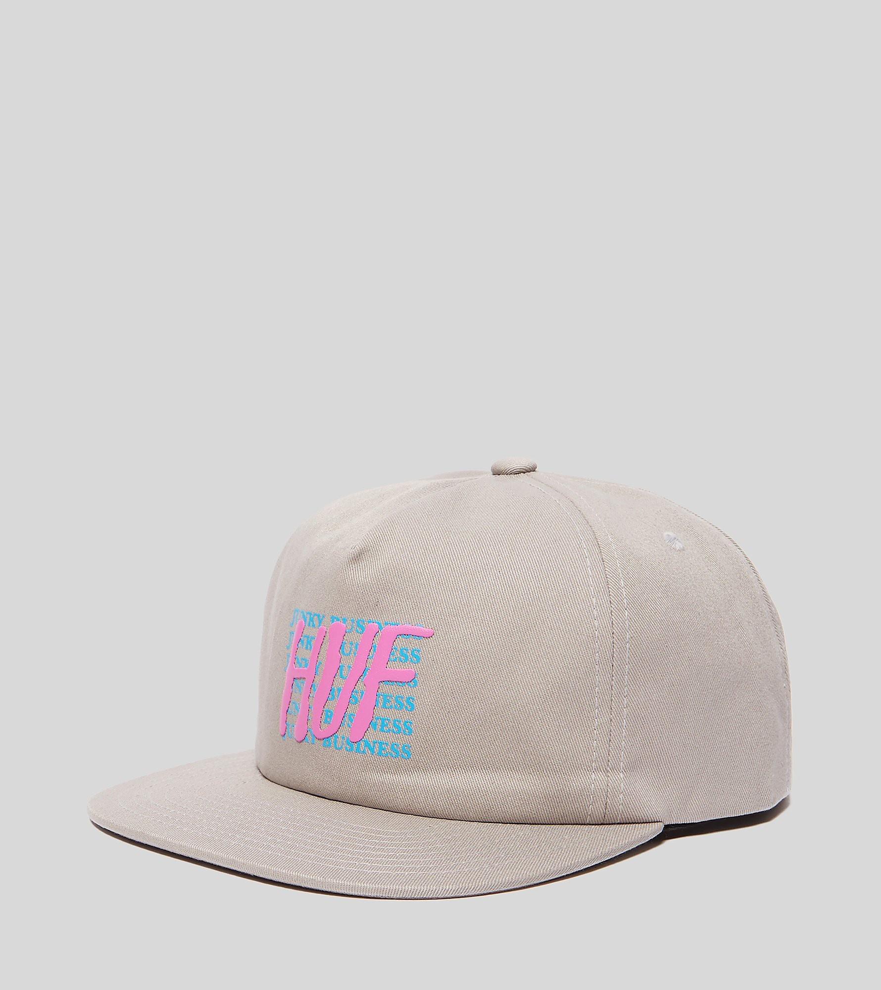 HUF Business Snapback Cap