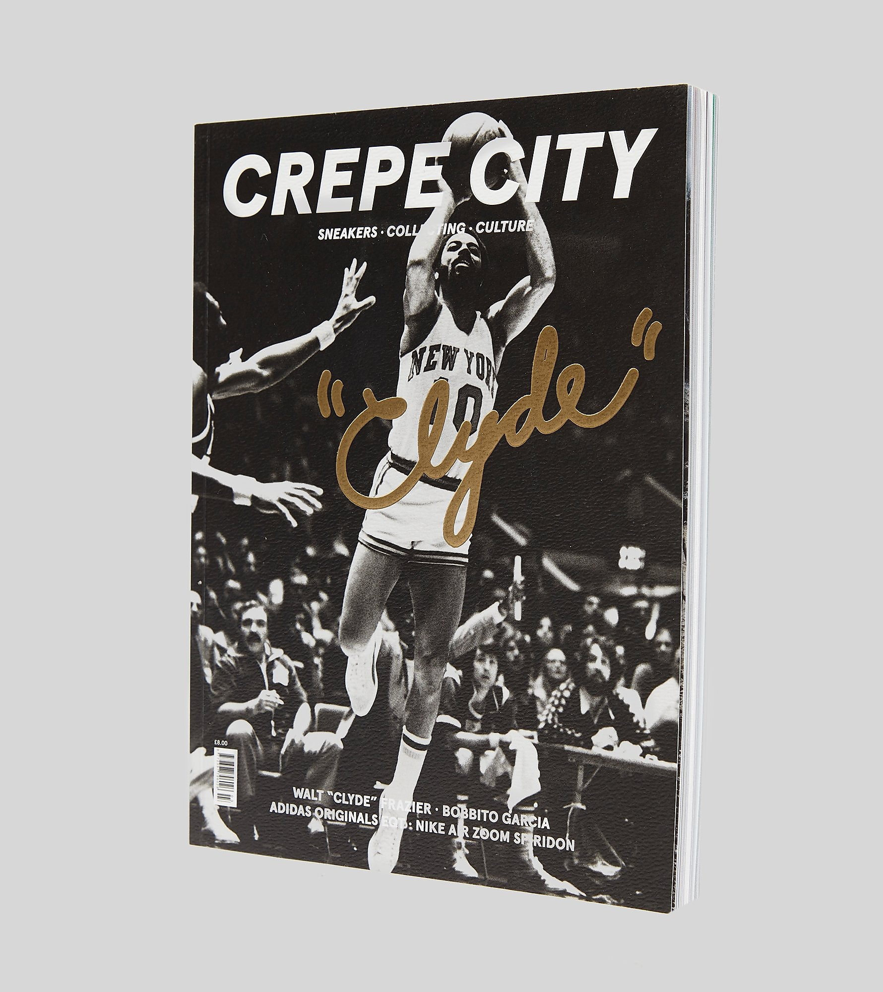 Crepe City Magazine Vol. 3