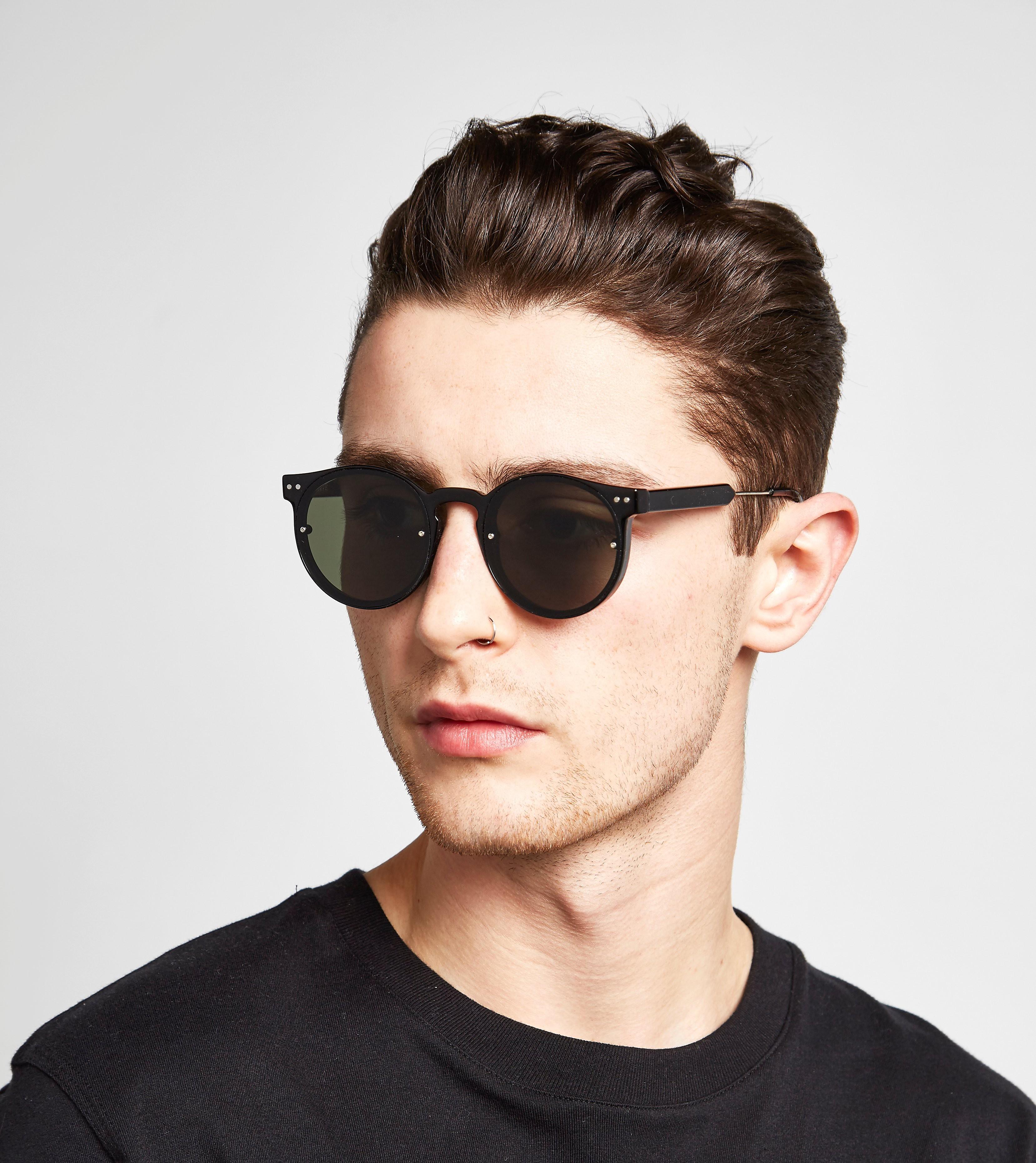 Spitfire Post Punk-zonnebril, Zwart