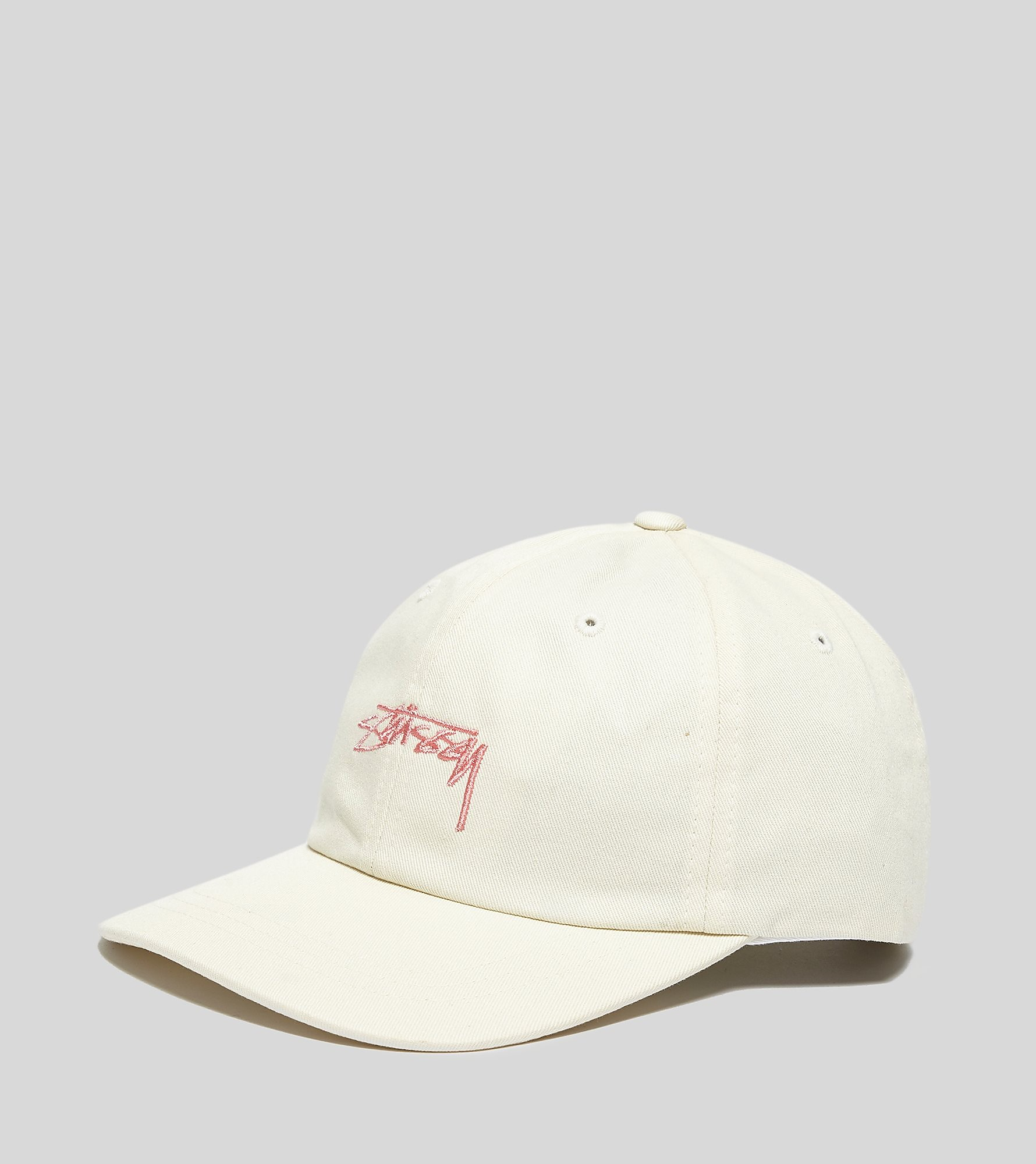 Stussy Smooth Stock Strapback Cap