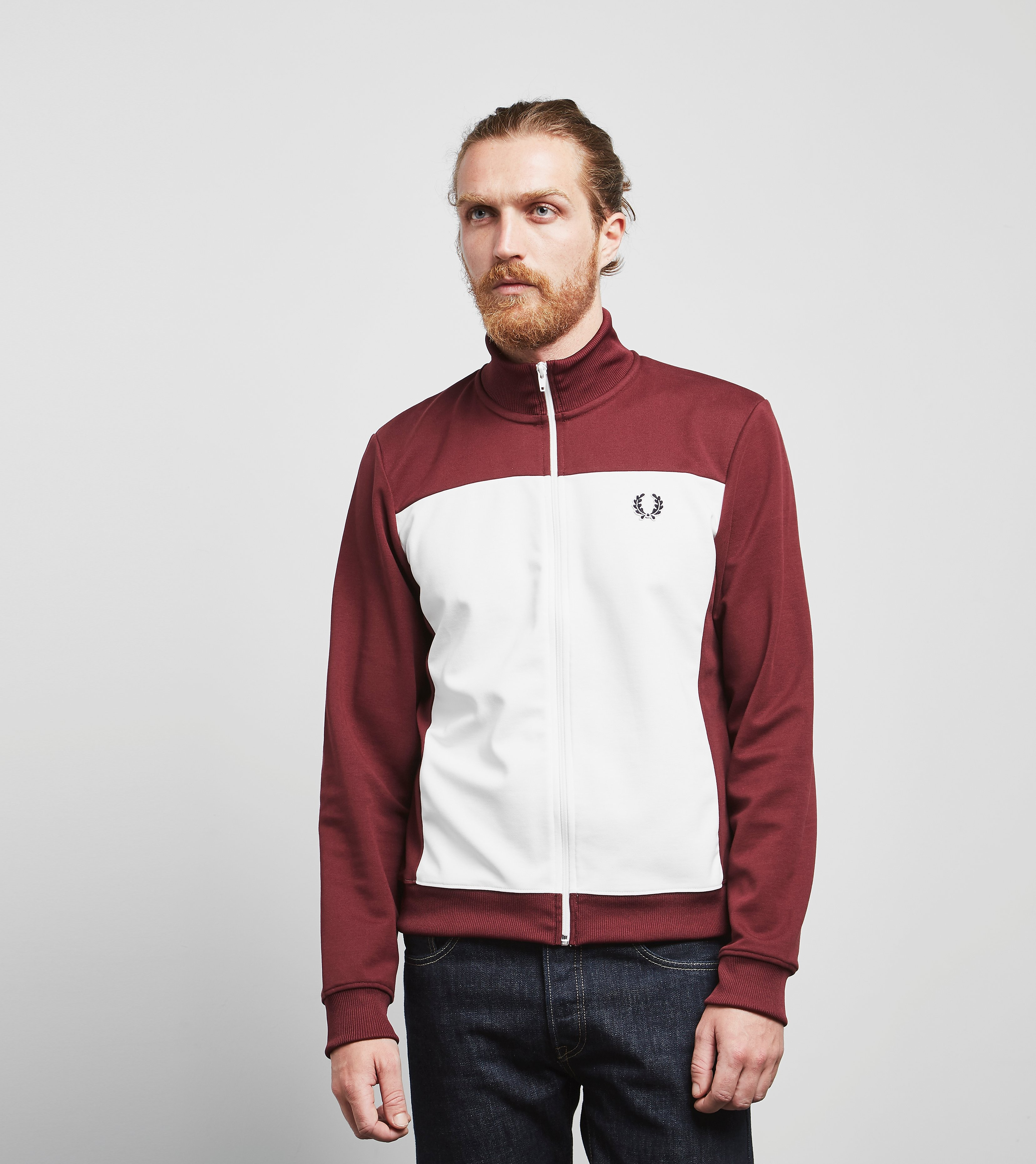 Fred Perry Embroidered Track Top