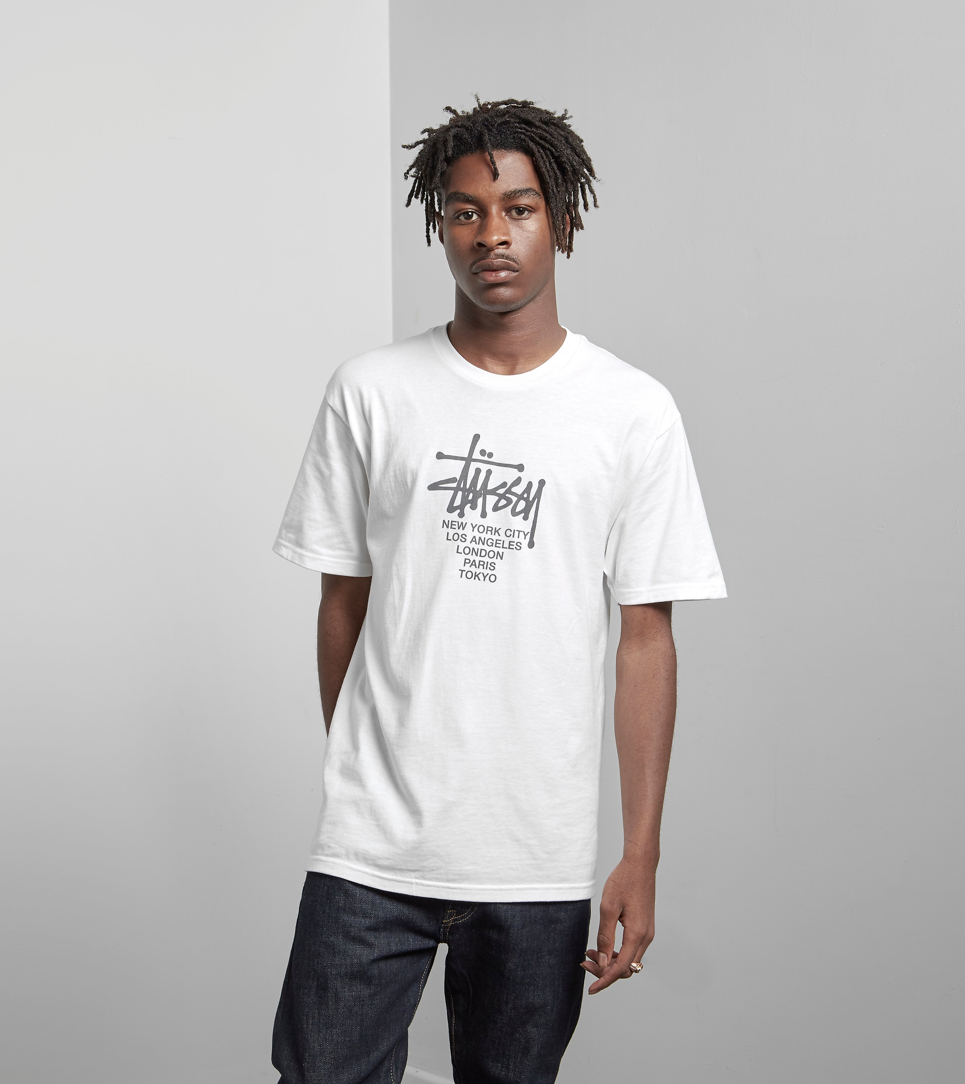 Stussy Big Cities T-Shirt