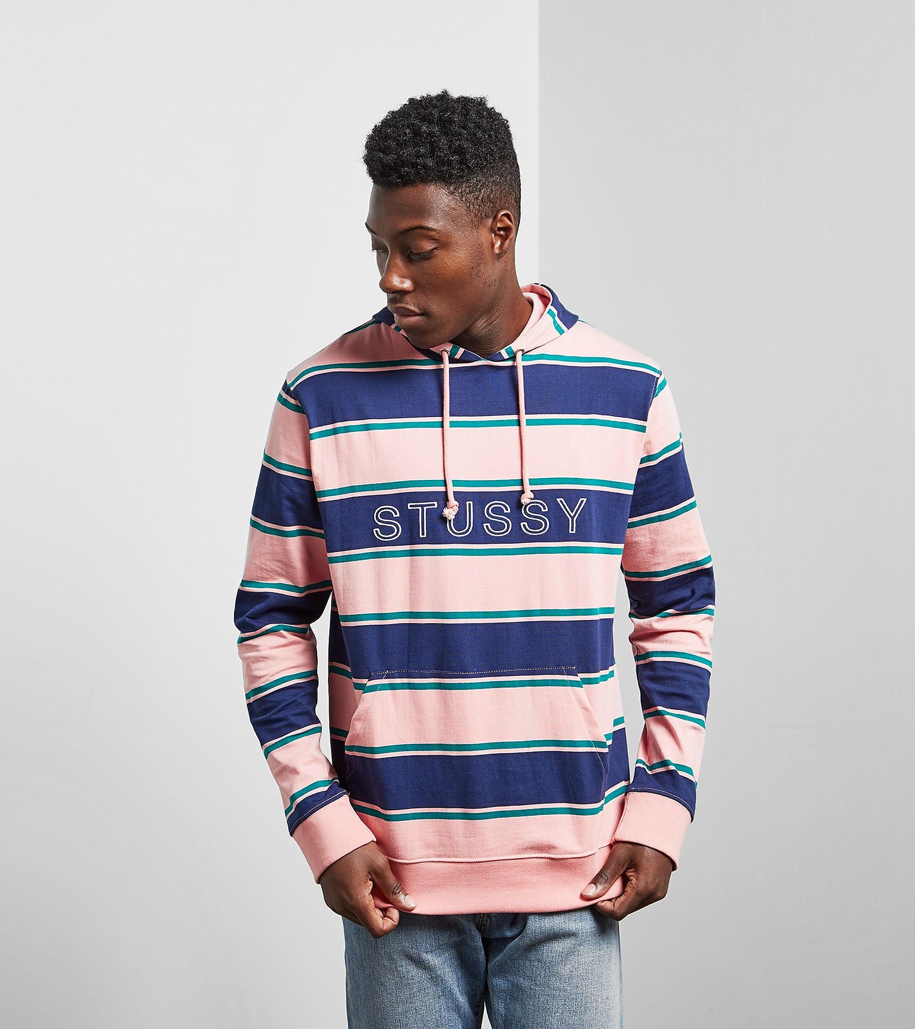 Stussy Heavy Striped Hoody