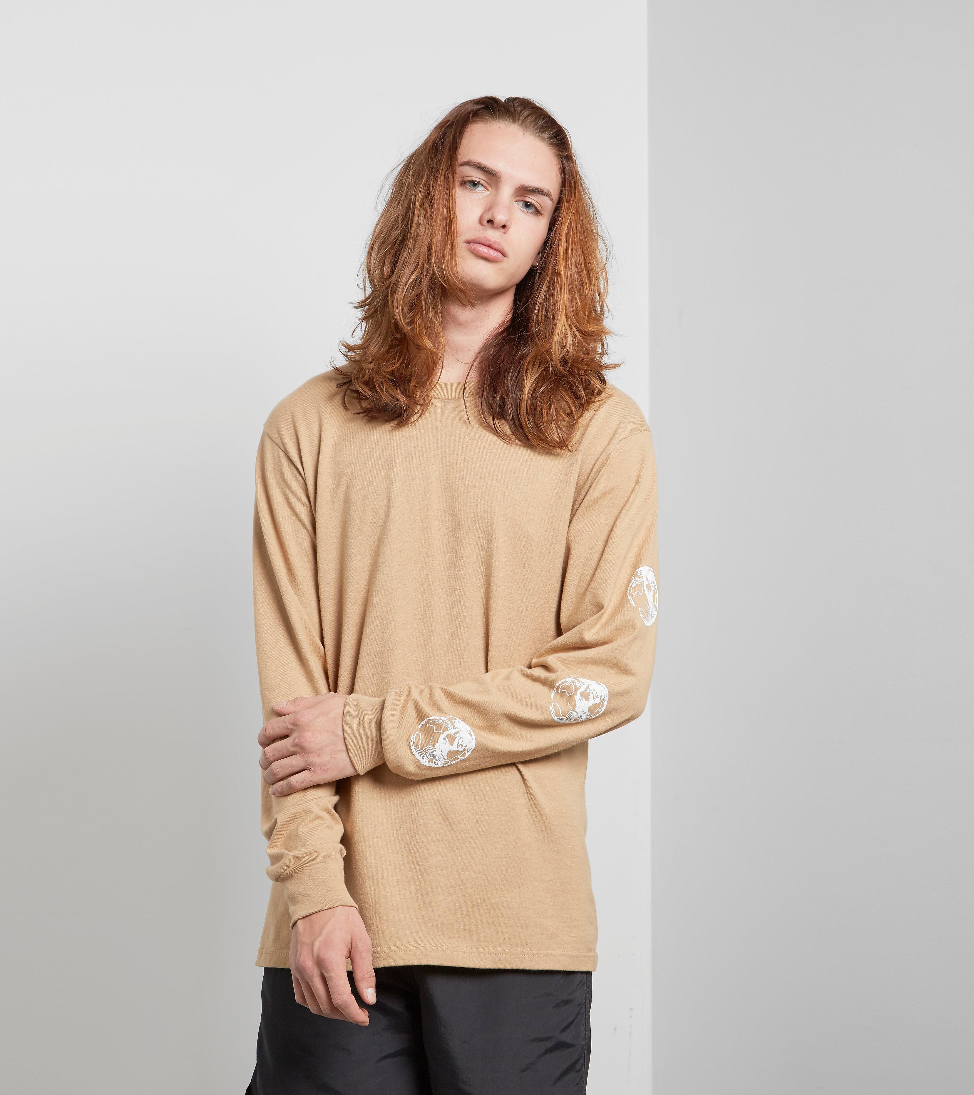 Stussy Long-Sleeved Stock T-Shirt