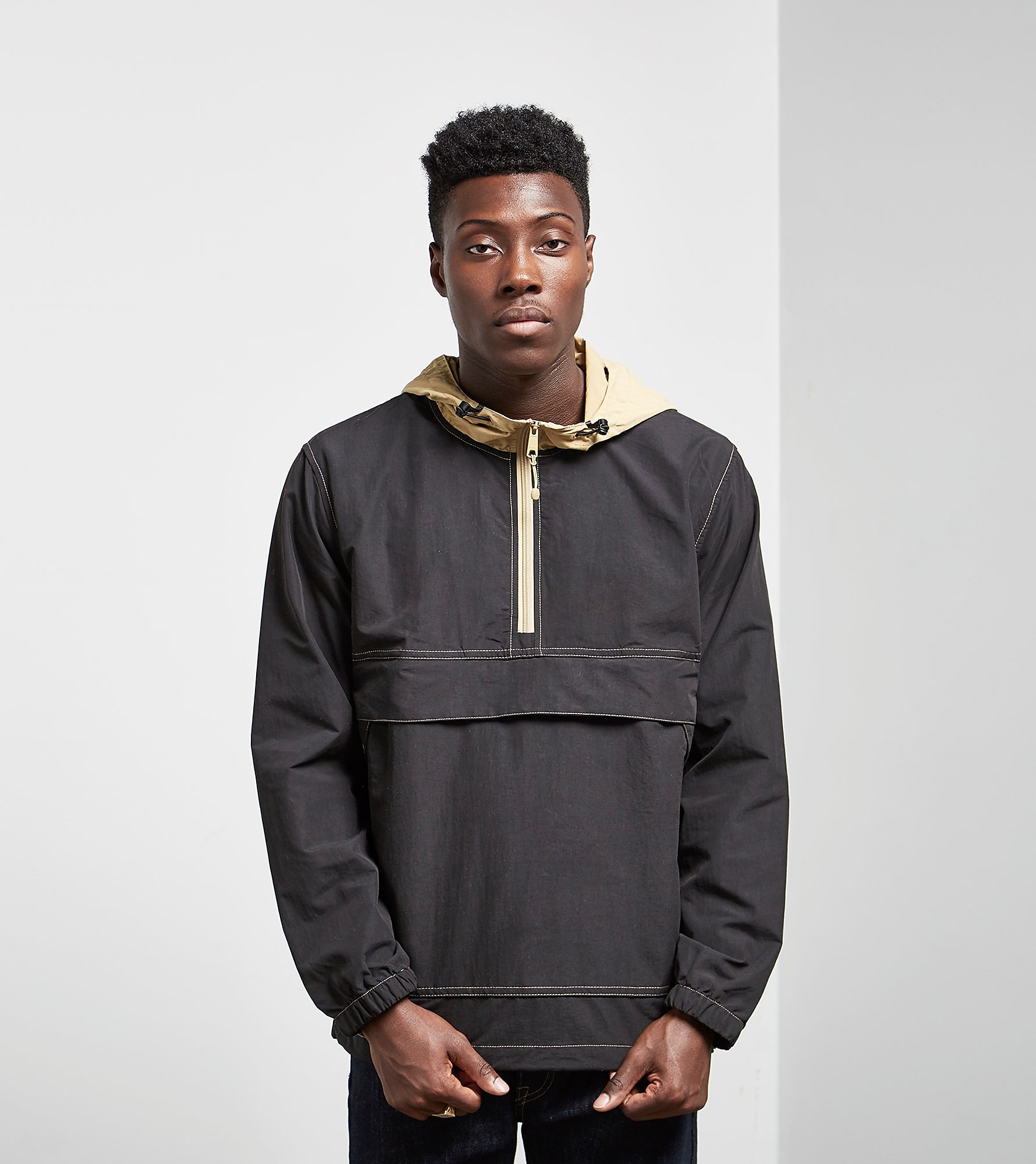 Stussy Contrast Pullover Jacket
