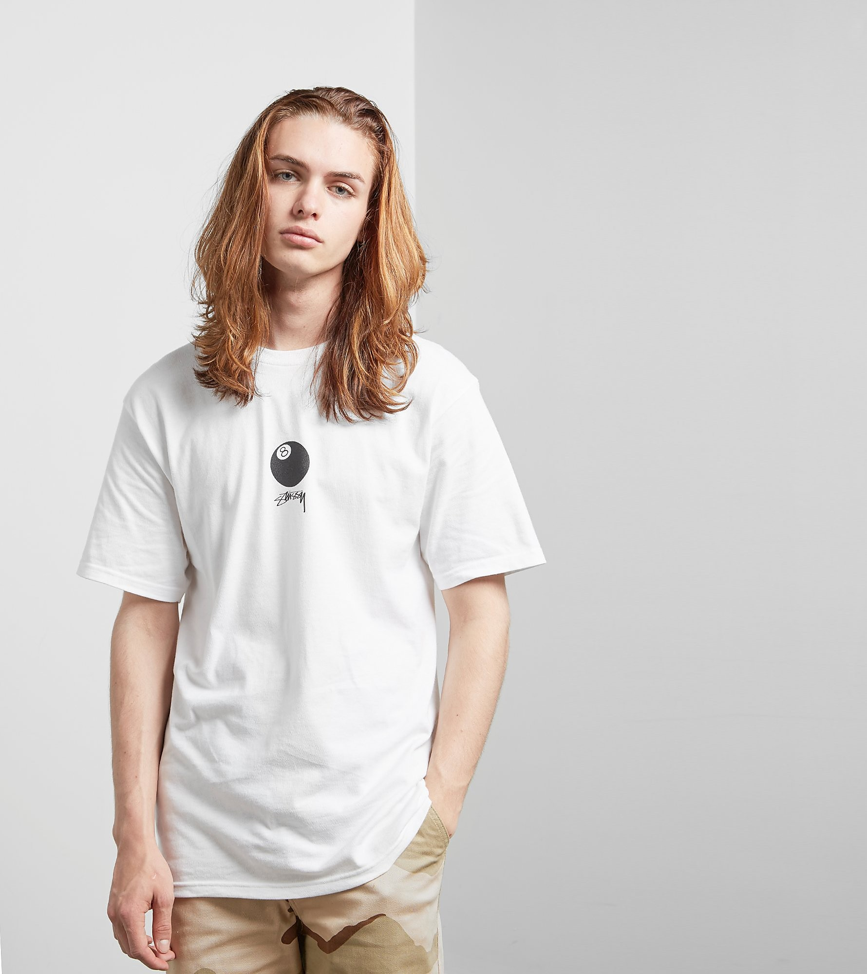 Stussy 8 Ball Stock T-Shirt