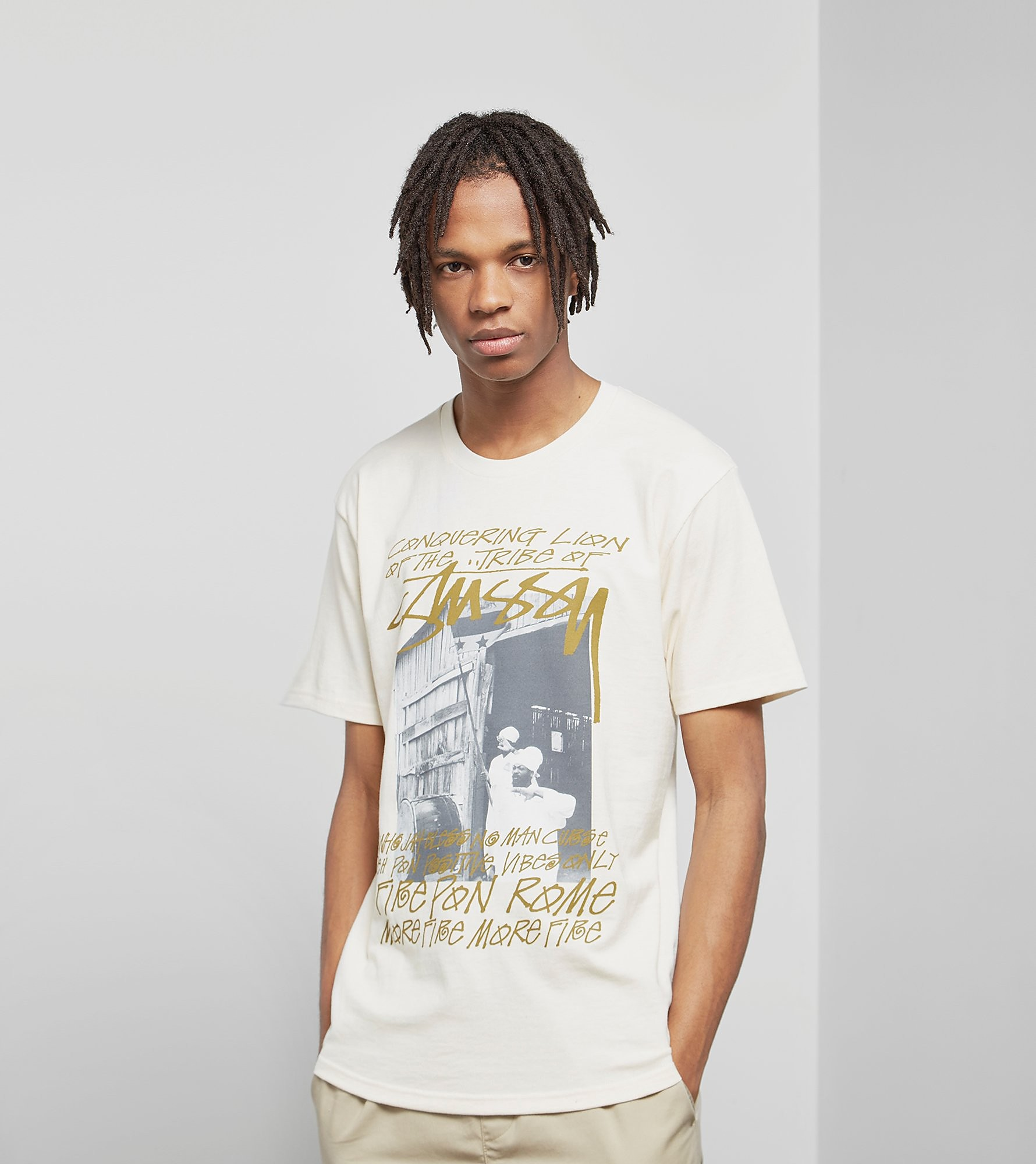 Stussy Tribes of Stussy T-Shirt
