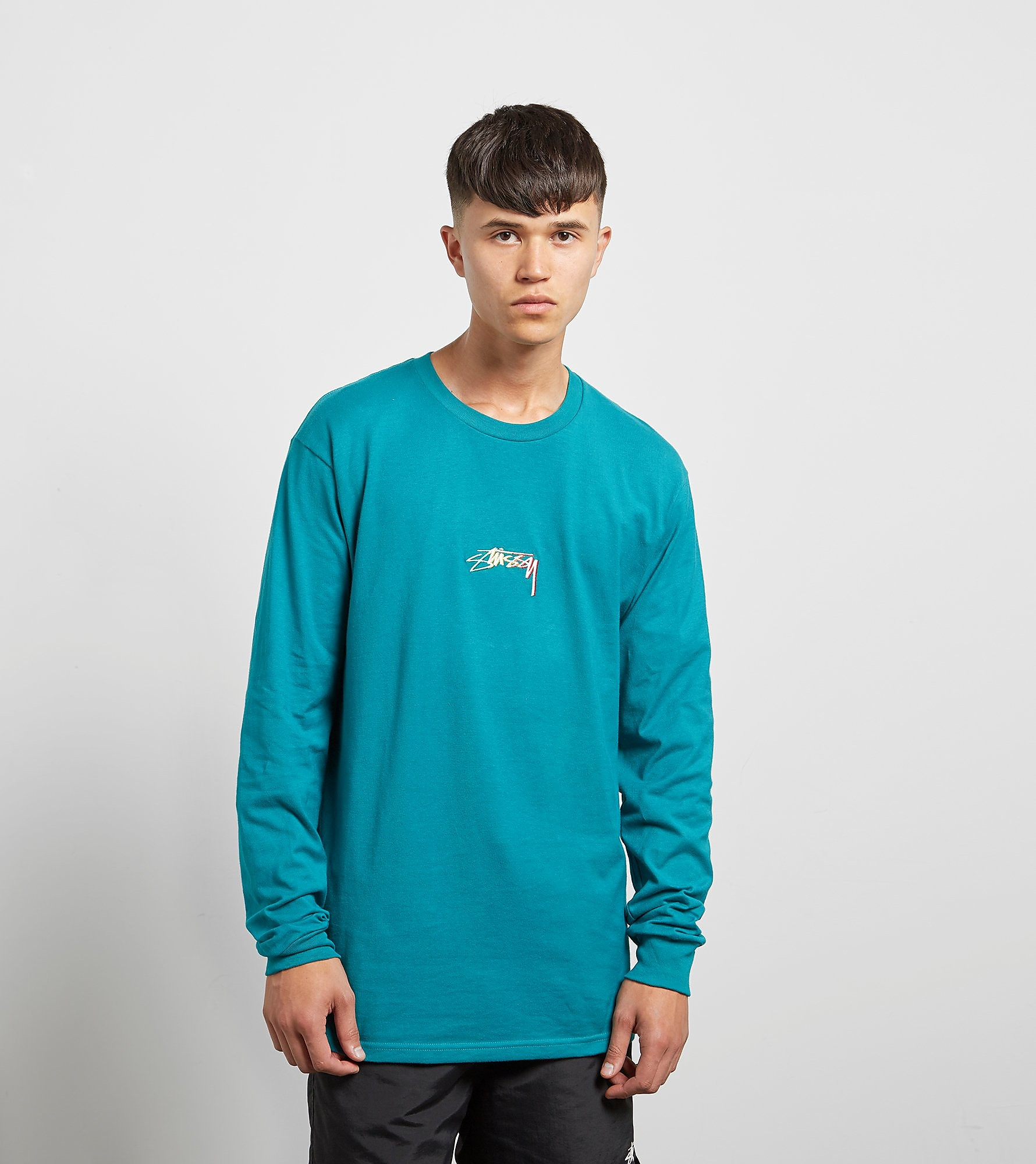 Stussy Long Sleeved Stock T-Shirt