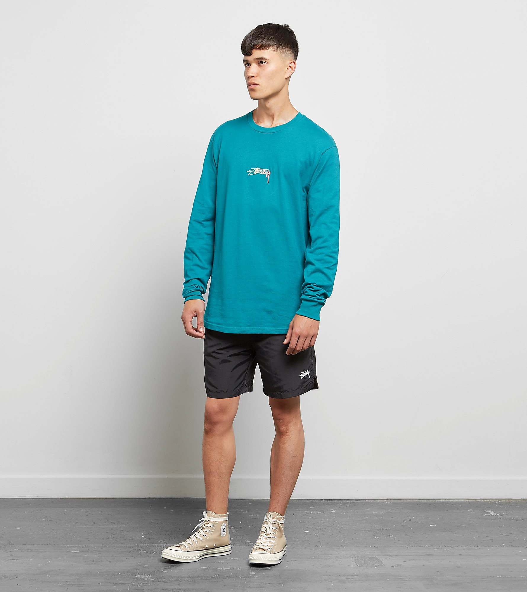 Stussy Long Sleeved Stock T-Shirt