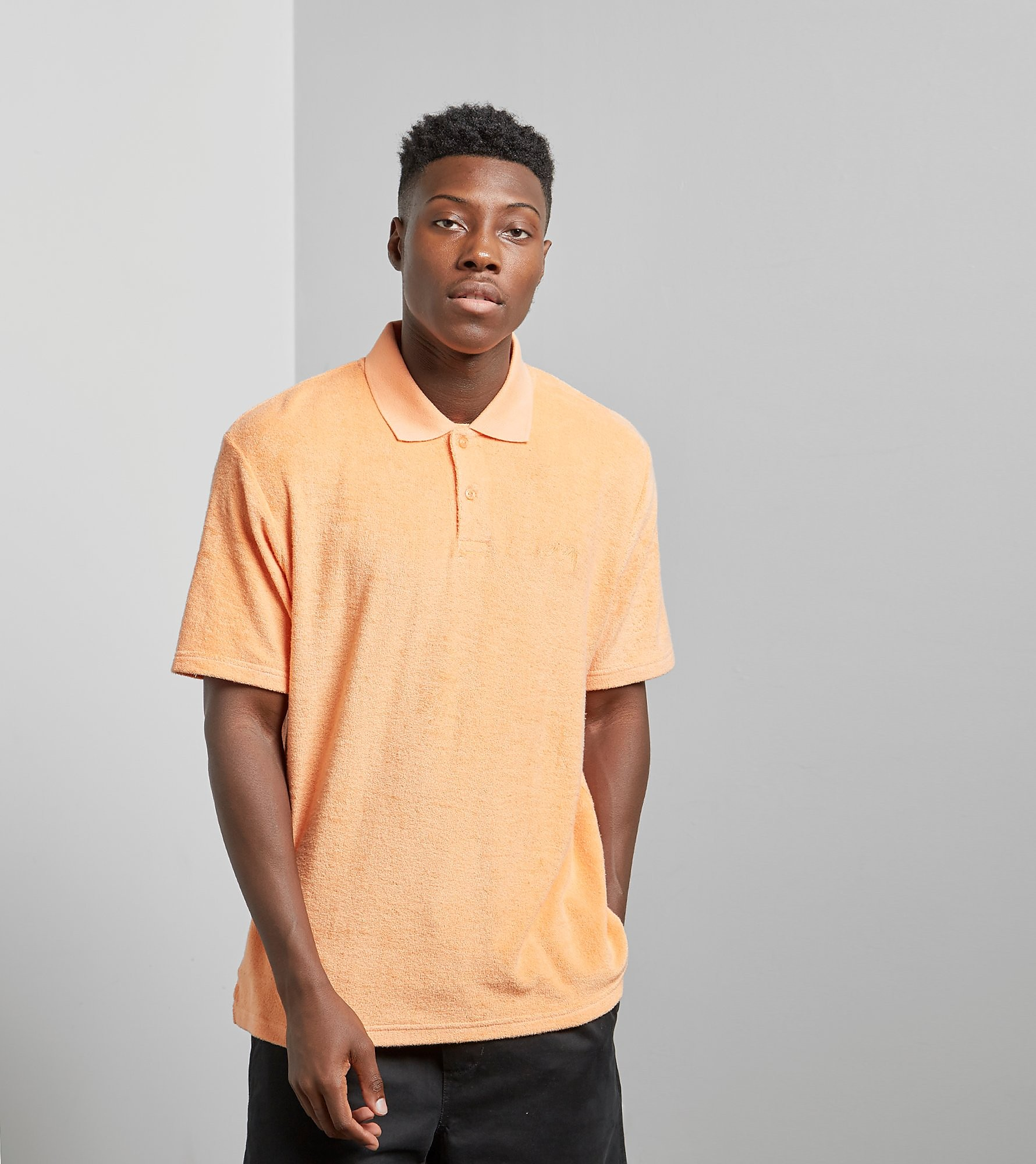 Stussy Terry Polo Shirt