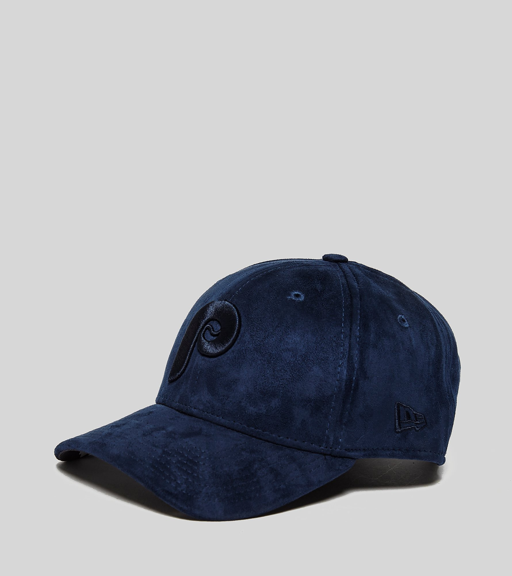 New Era 9FORTY Tone Suede Strapback Cap - size? Exclusive