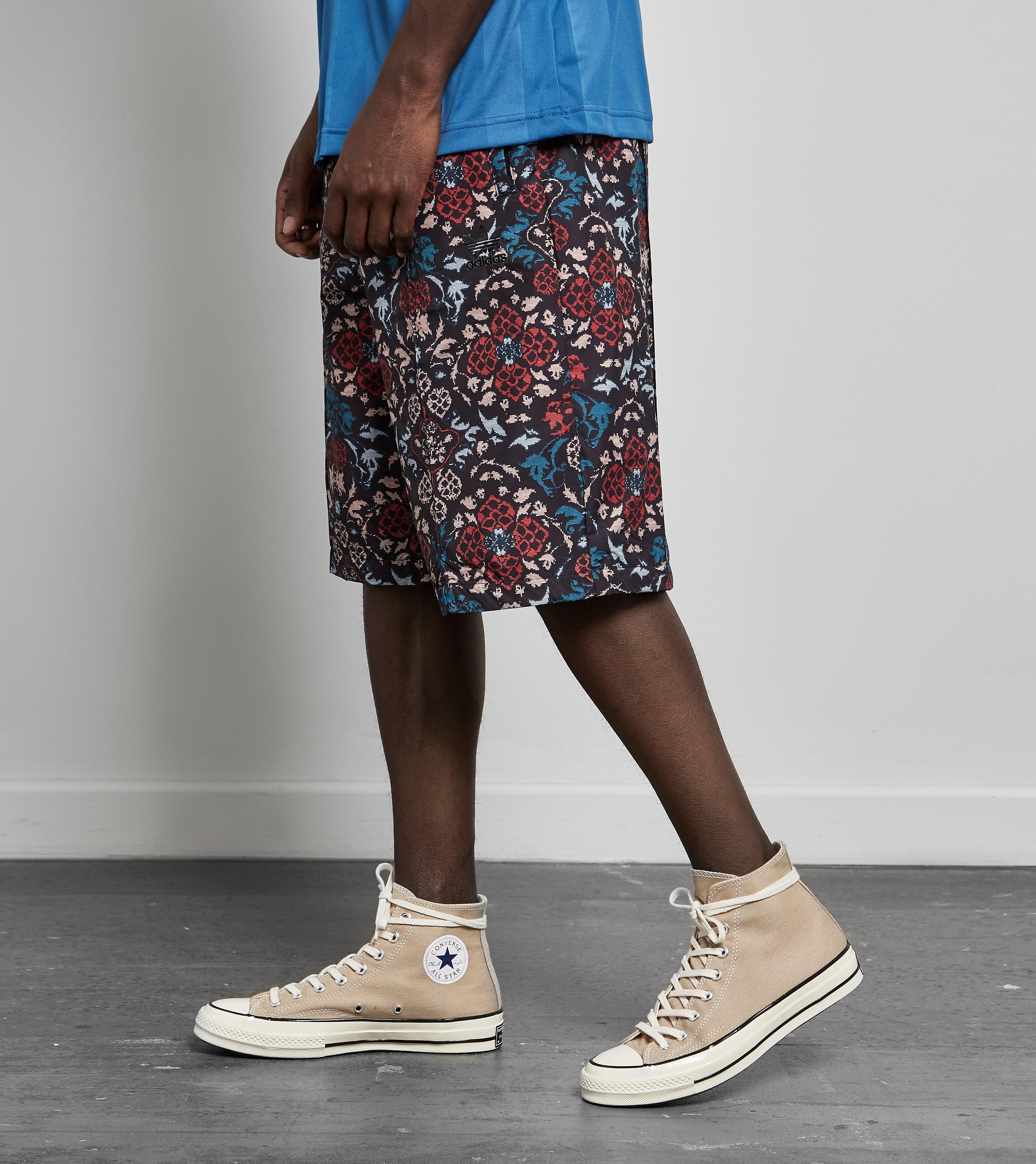 adidas Originals Three Stripe Printed Shorts
