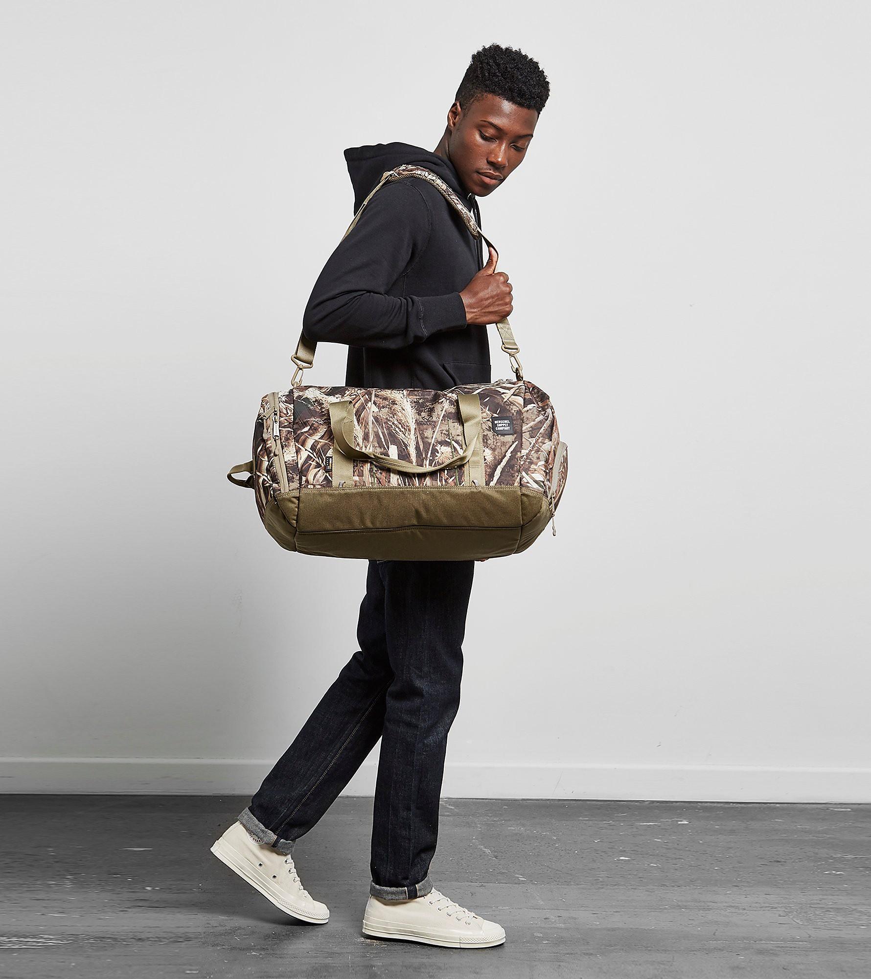 Herschel Supply Co Tour Camo Holdall Bag