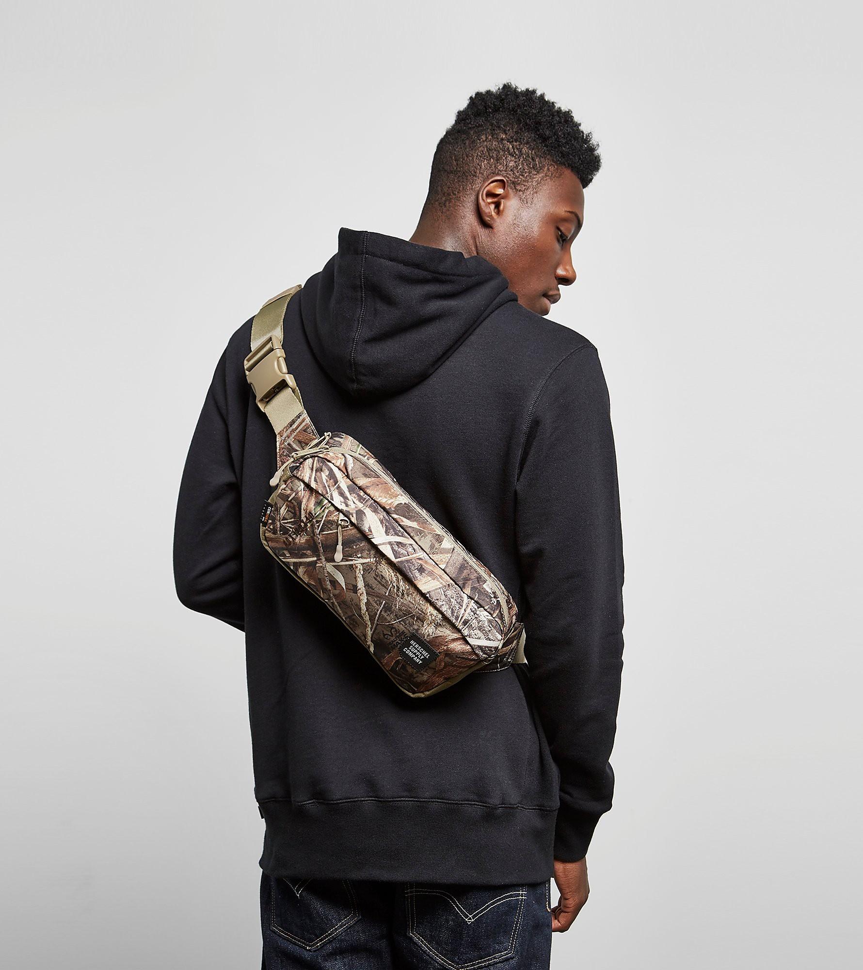 Herschel Supply Co Tour Camo Cross Body Bag