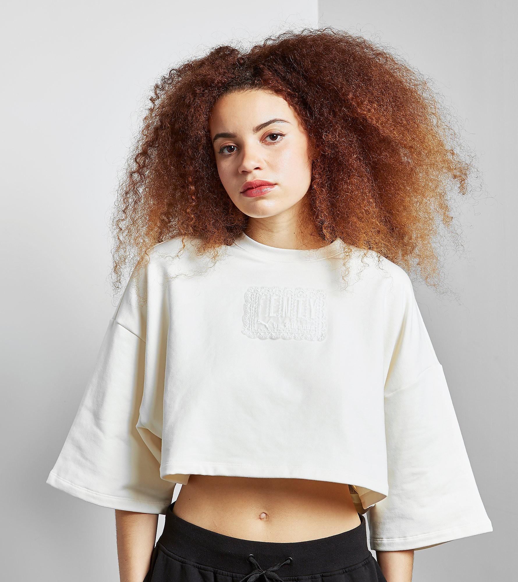 PUMA x Fenty Crop Crew T-Shirt