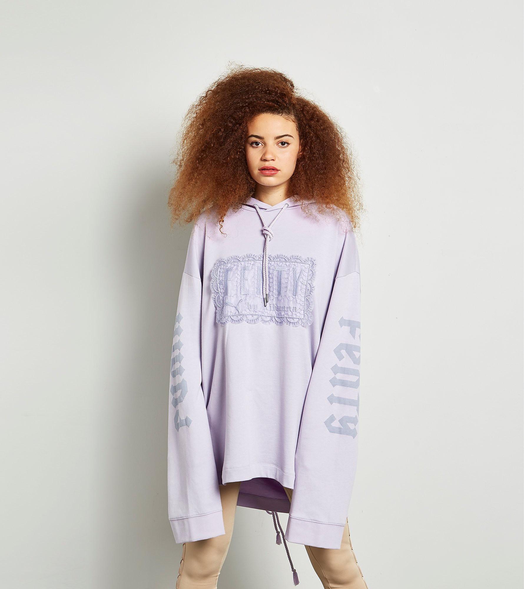 PUMA x Fenty Lace Hoody
