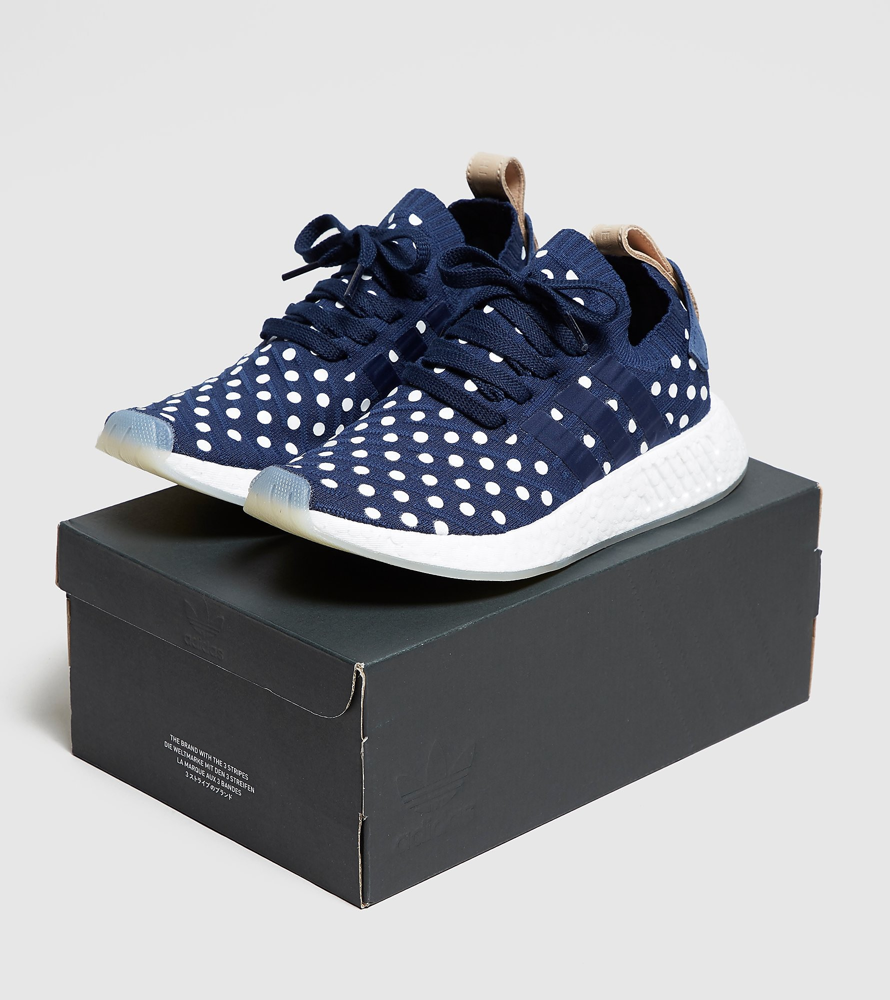adidas NMD R2 Primeknit Women's