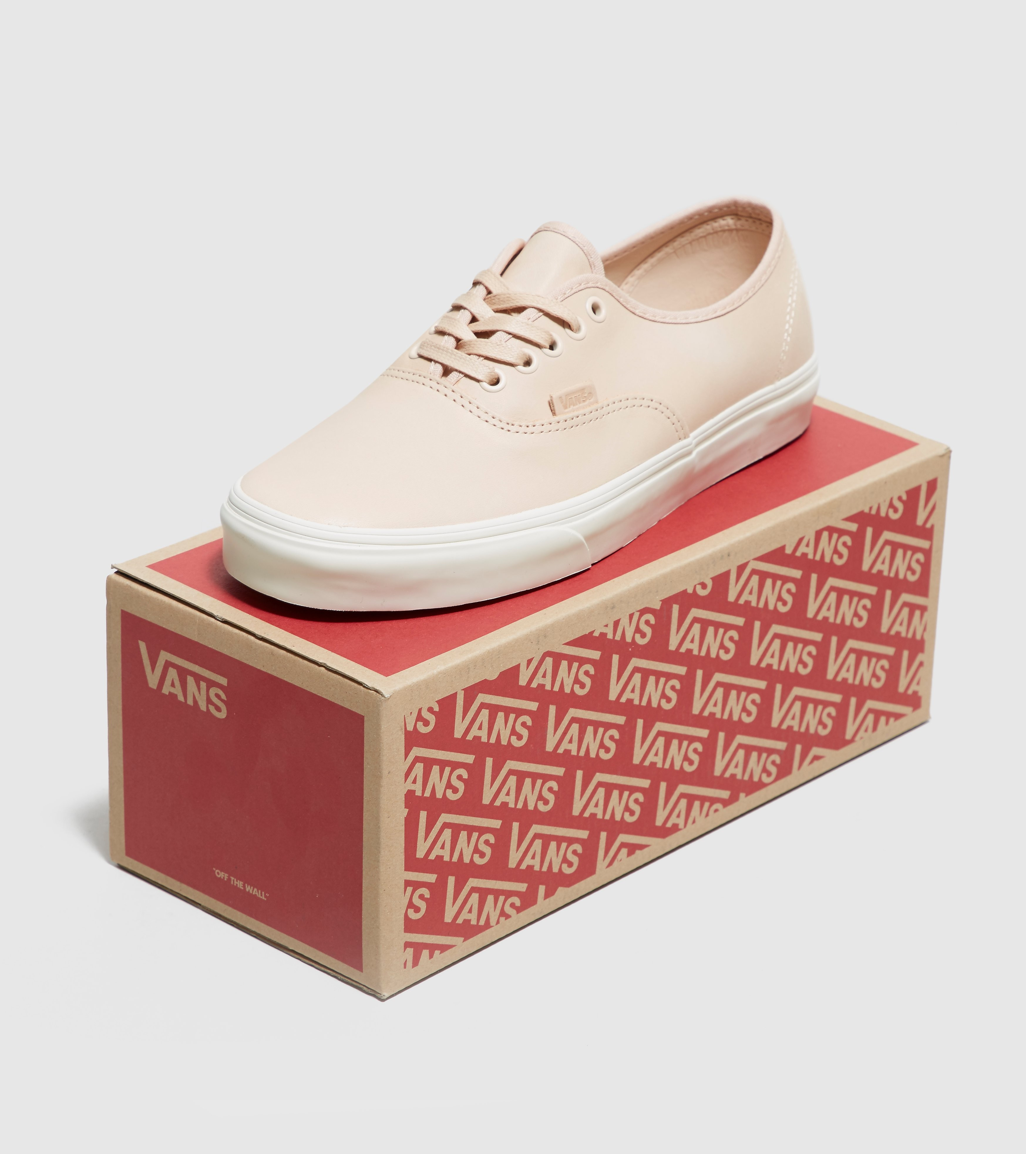 Vans Authentic DX Leather Low
