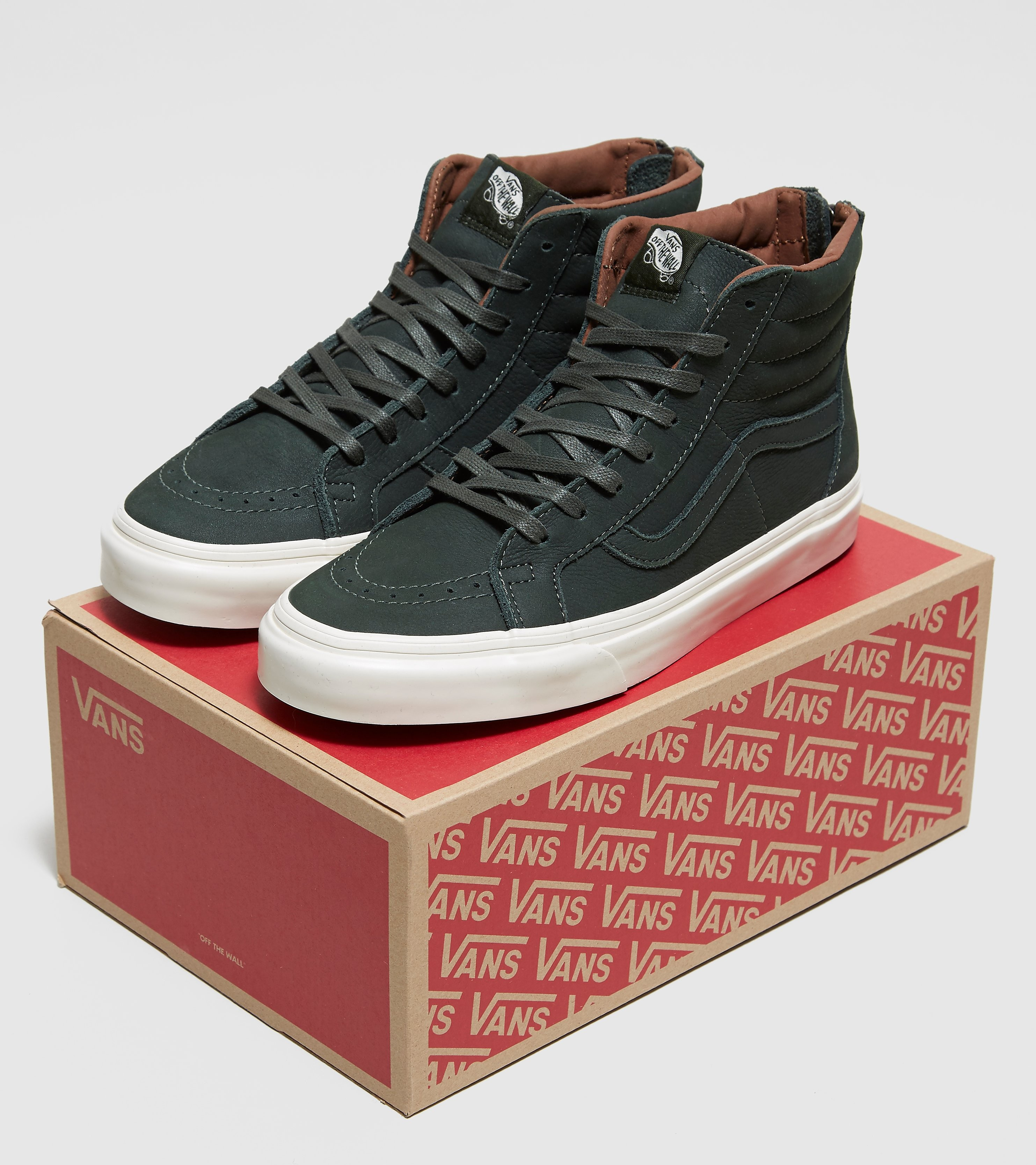 Vans Sk8-Hi DX Leather