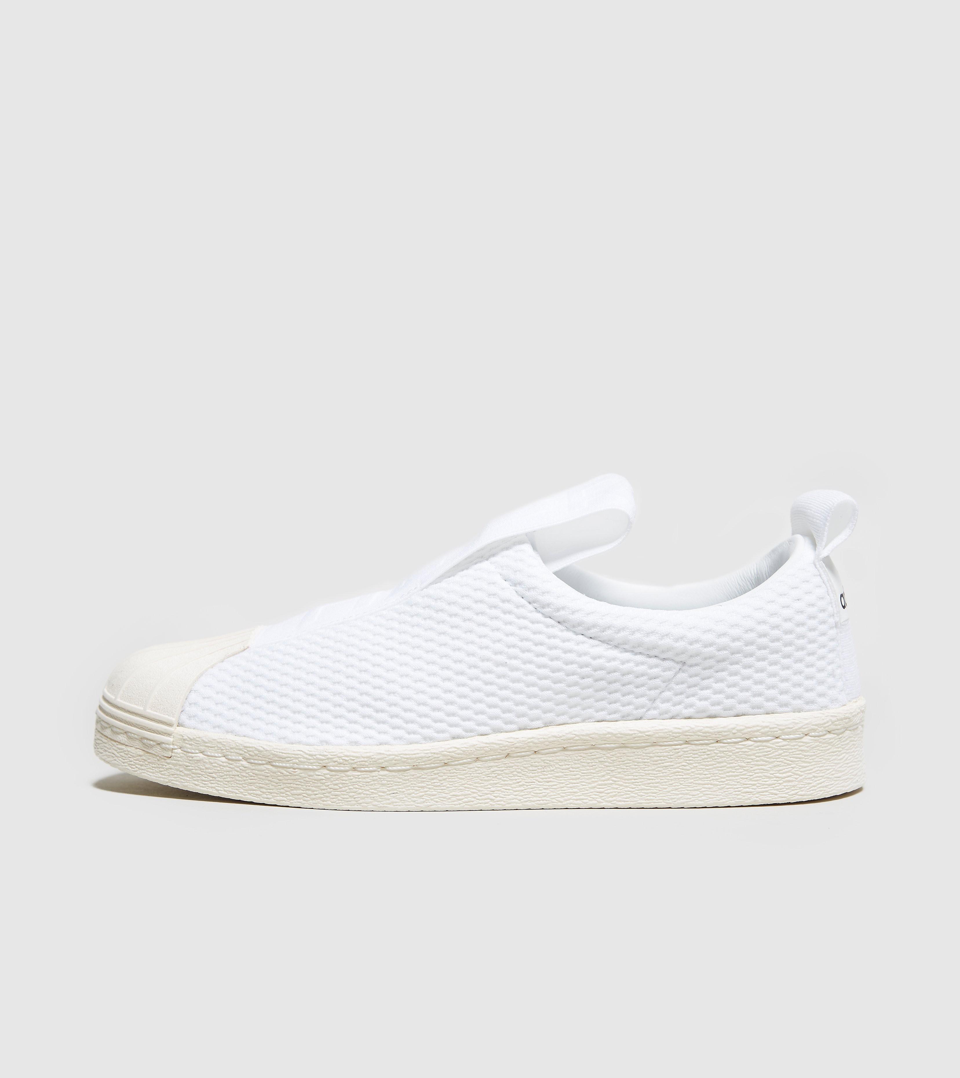 adidas Originals Superstar BW35 Slip-On voor dames, White