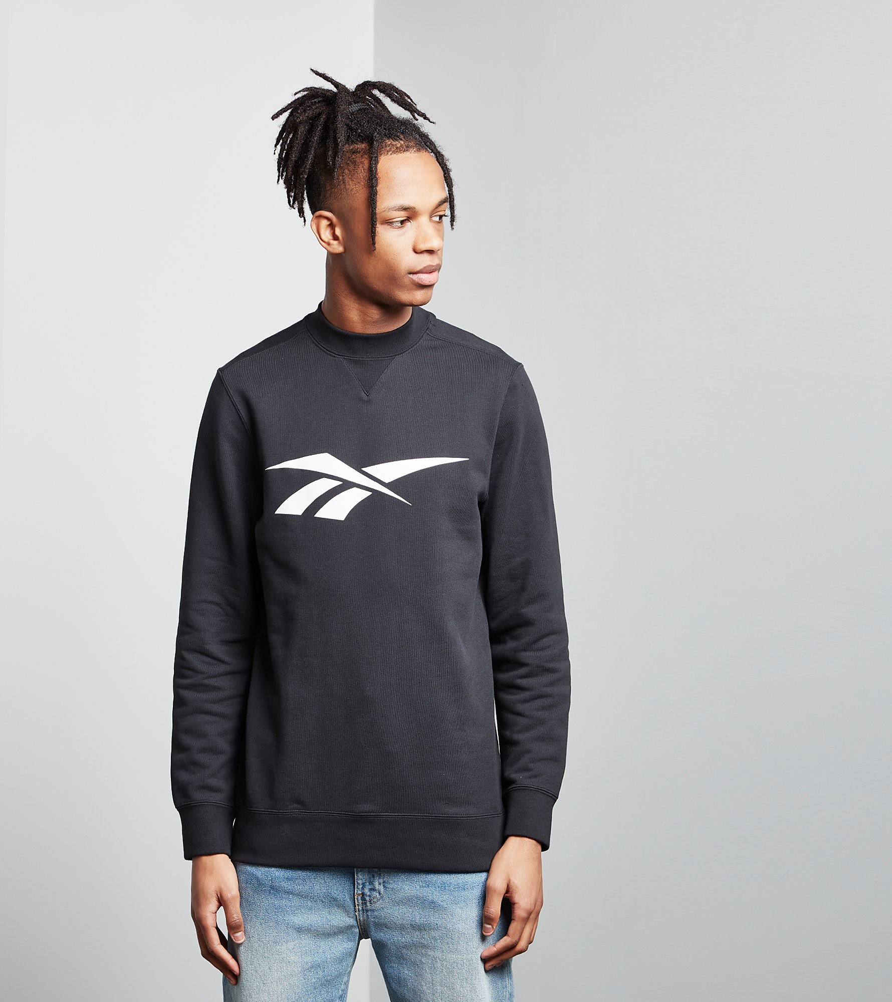 Reebok Crew Sweatshirt Vector Collection