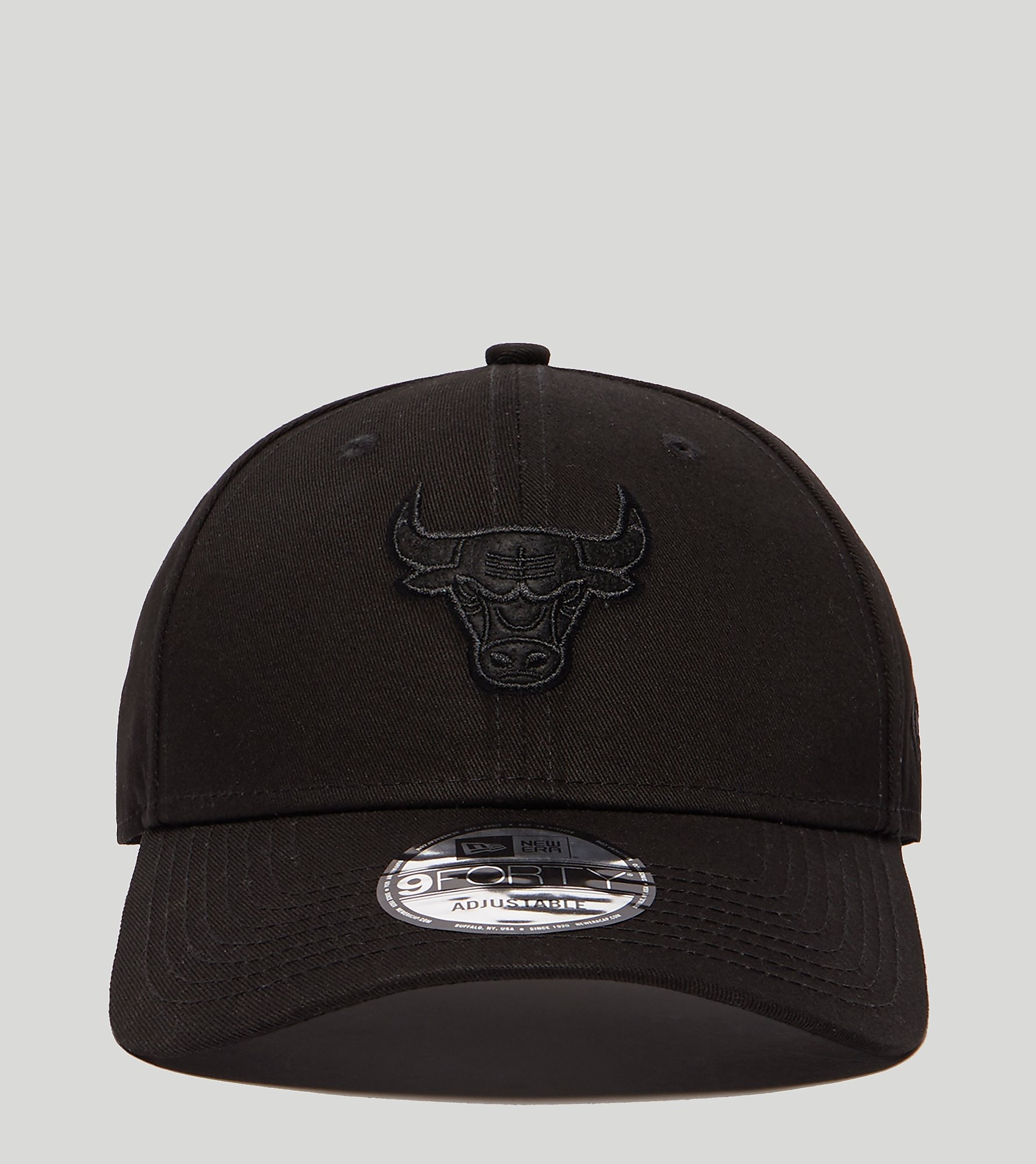 New Era 9FORTY Felt Bulls Strapback