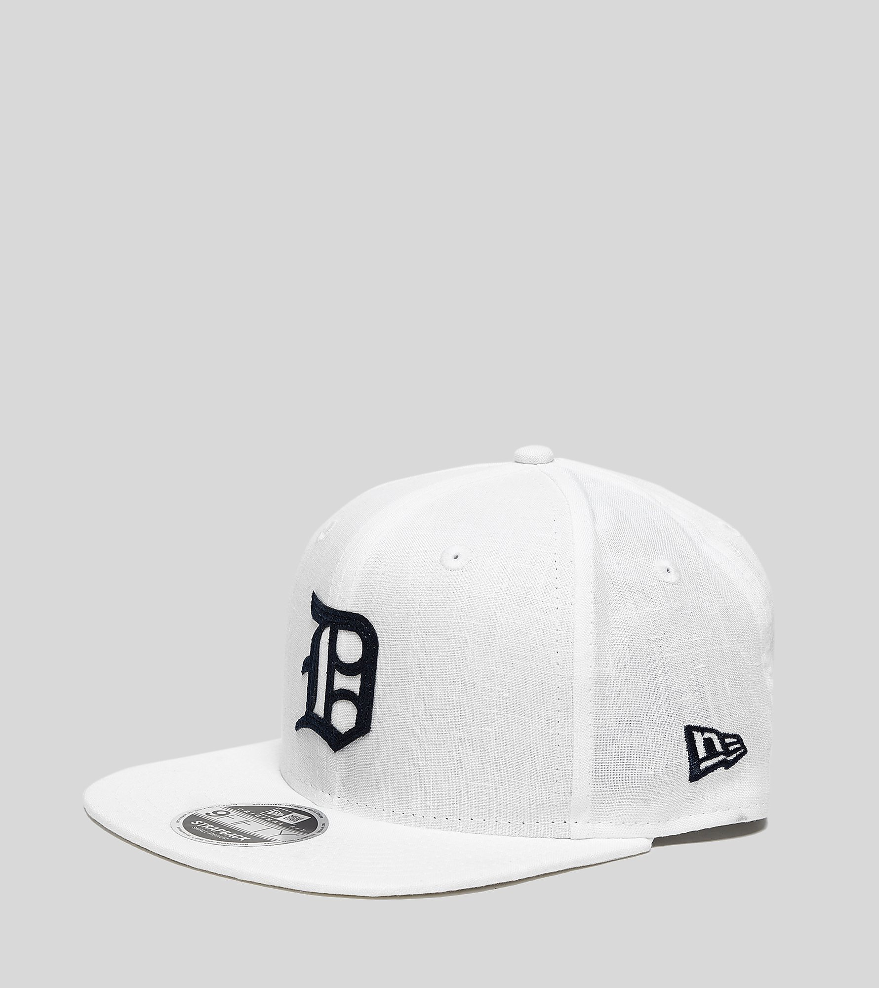 New Era 9FIFTY Linen Detroit Cap