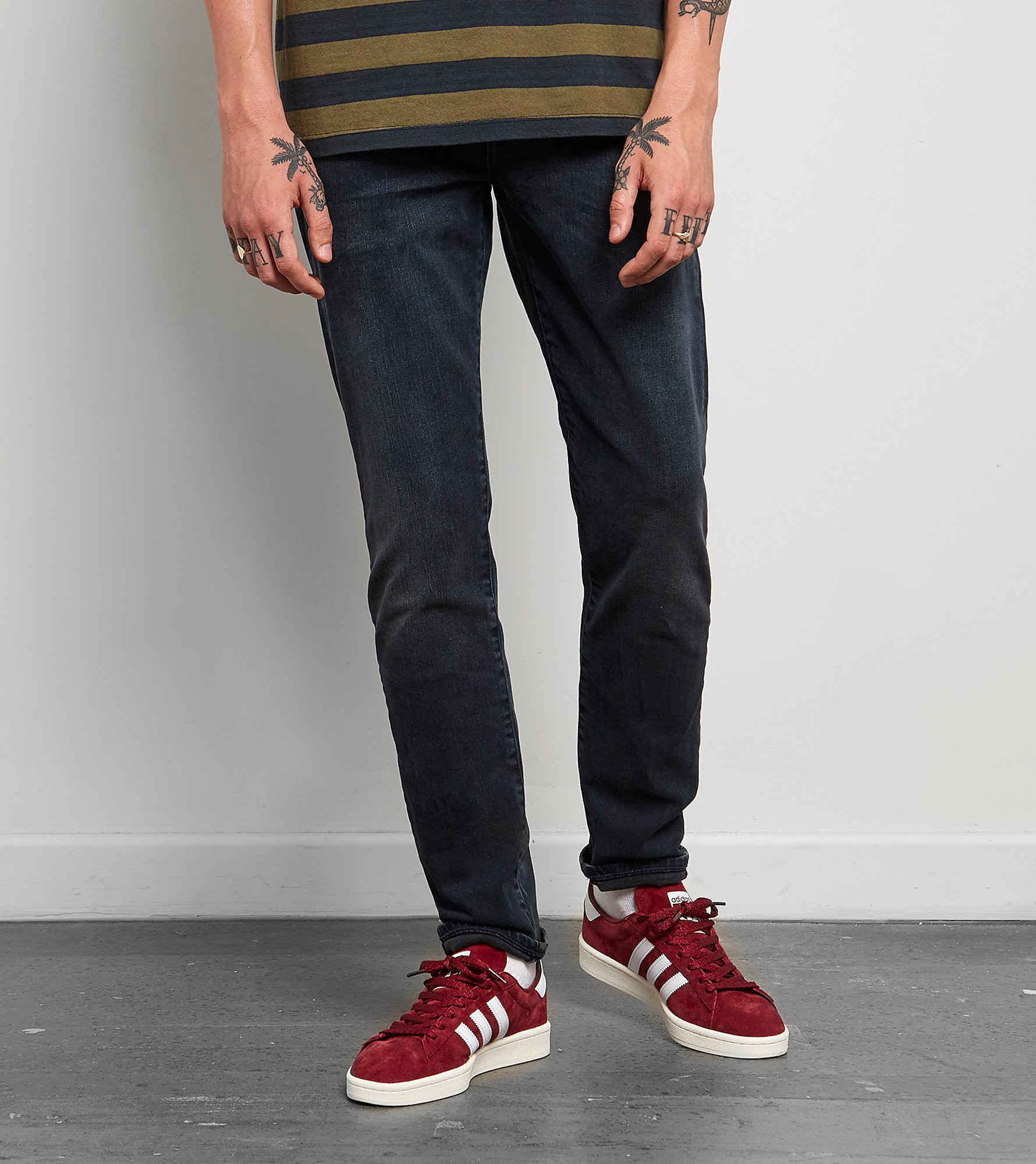 Levis 512 Slim Tapered Fit Jeans