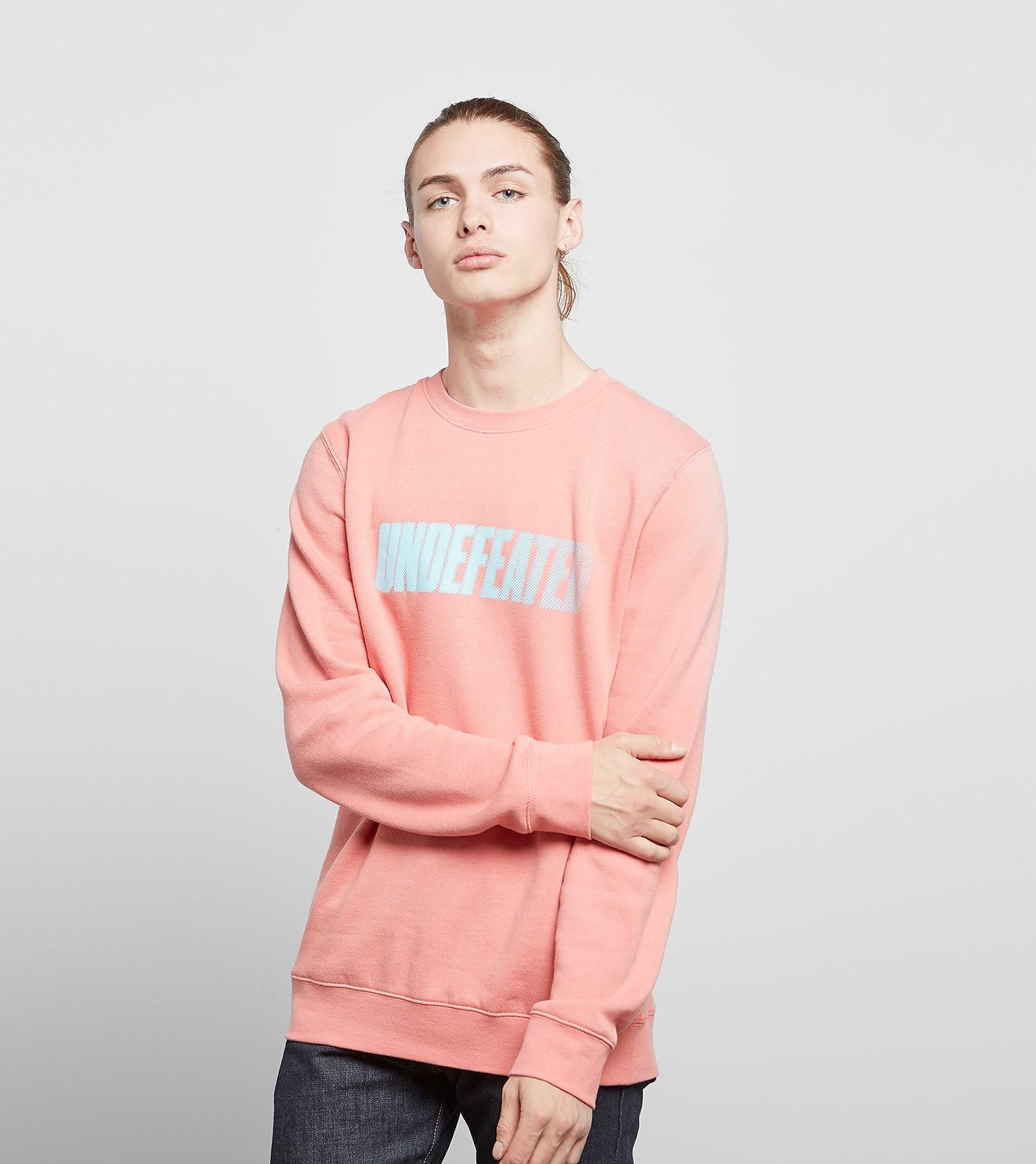 Undefeated Speed Tone Crew Sweatshirt