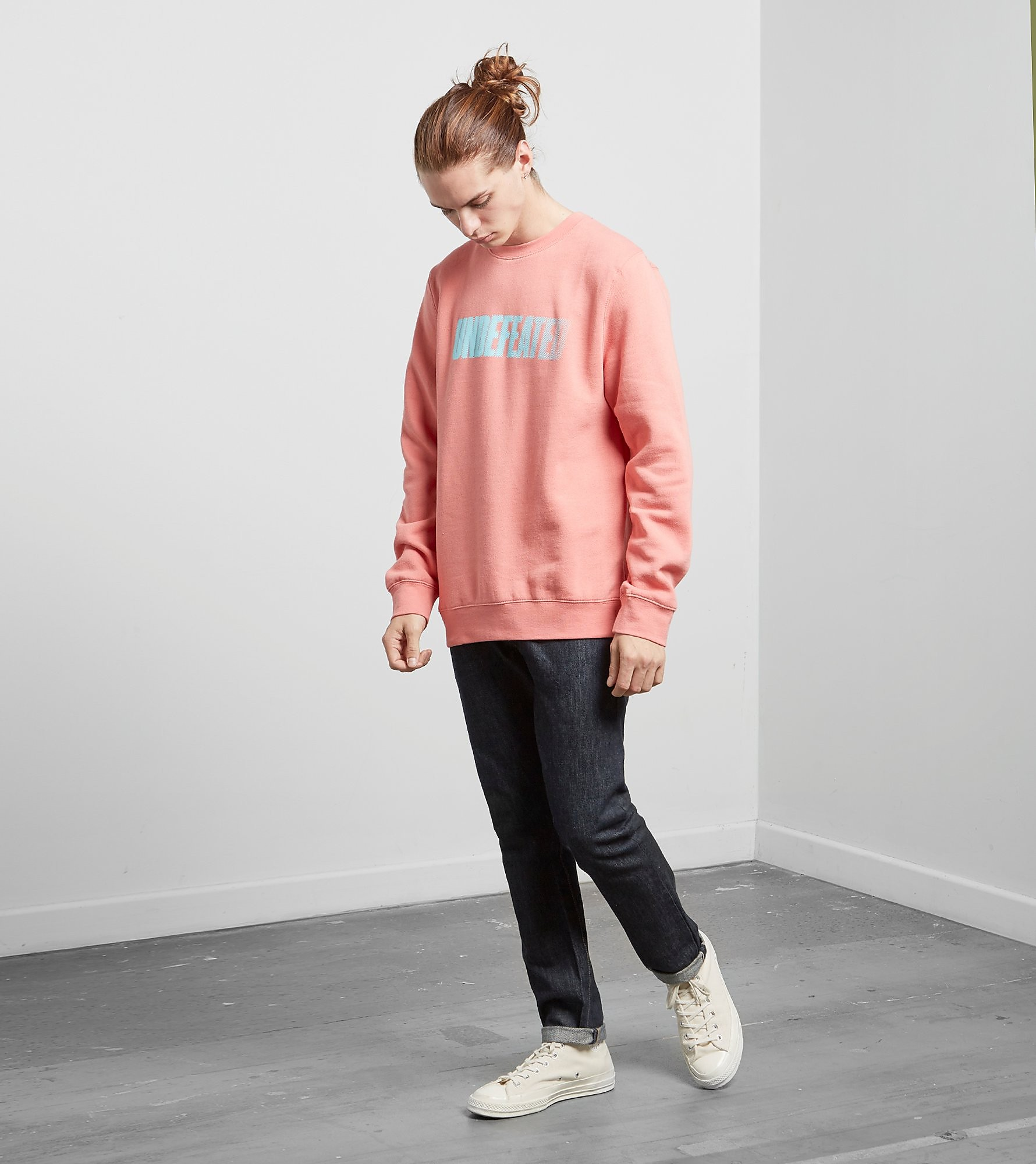 Undefeated Speed Tone Crew Sweatshirt