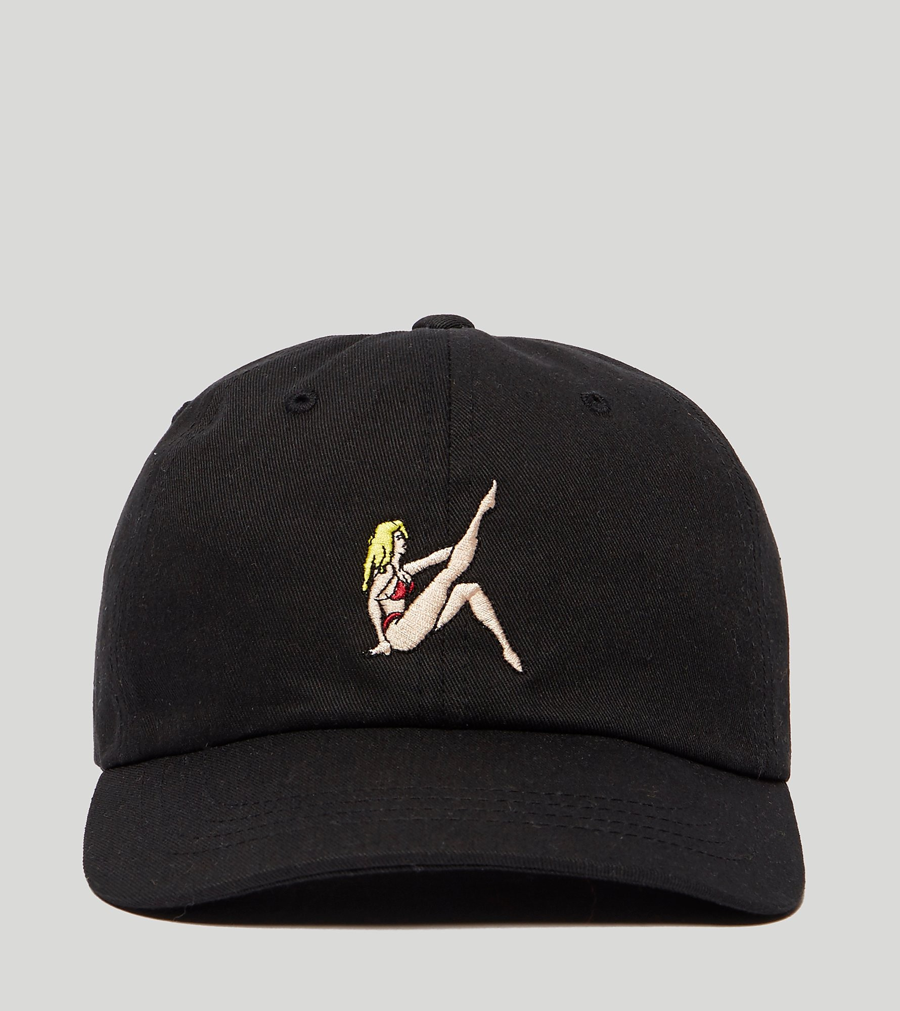 The Hundreds Shorties Dad Strapback Cap