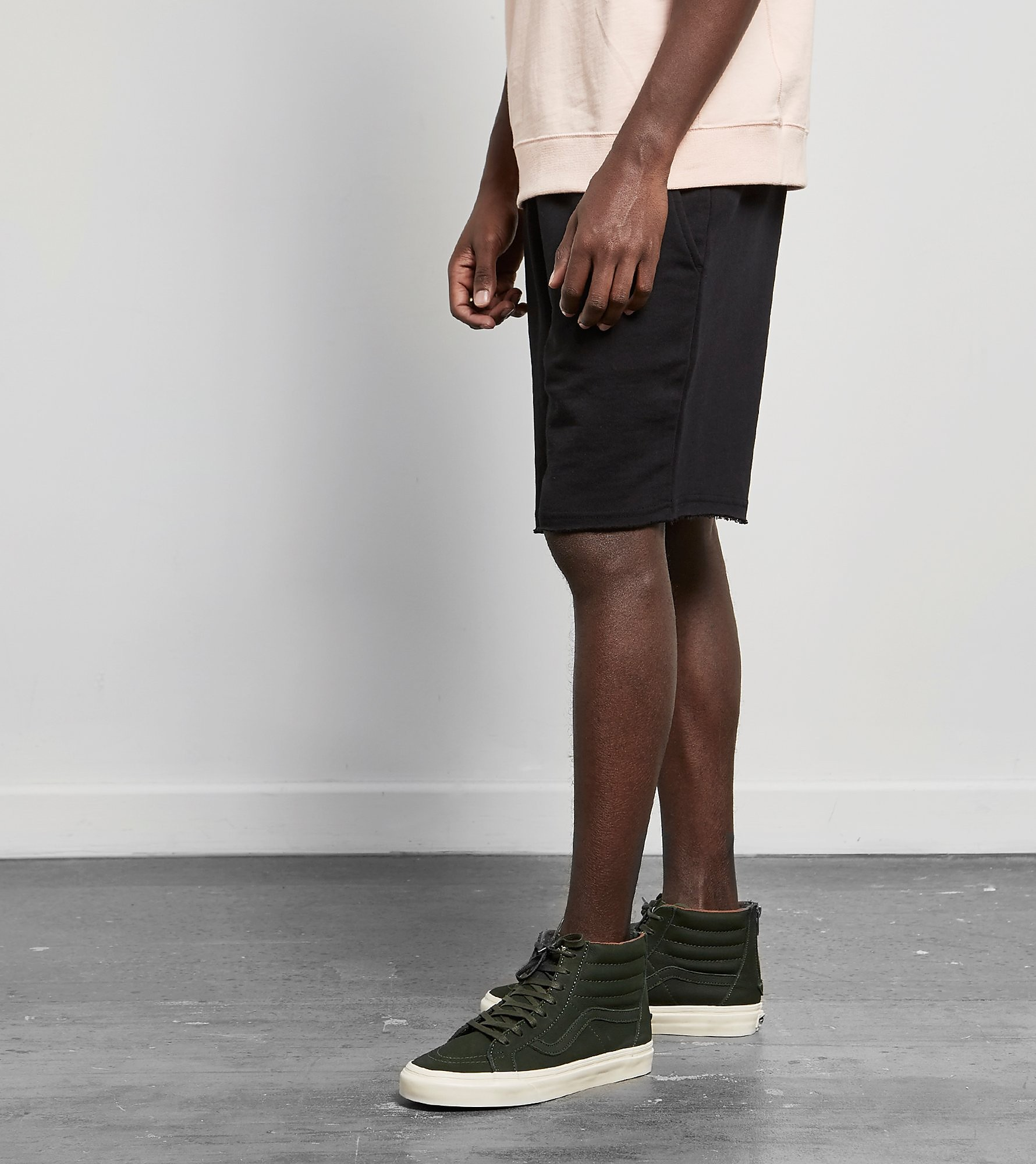 size? Essentials Fleece Shorts