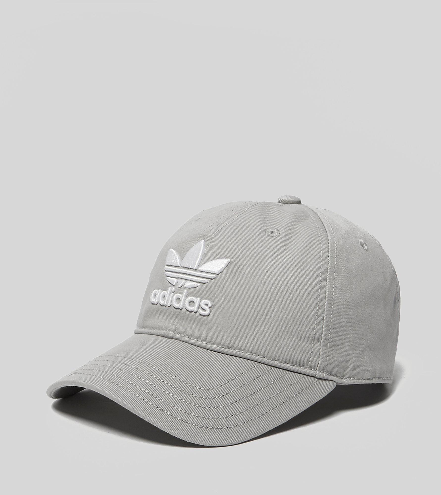 adidas Originals Trefoil Strapback Cap, Grey