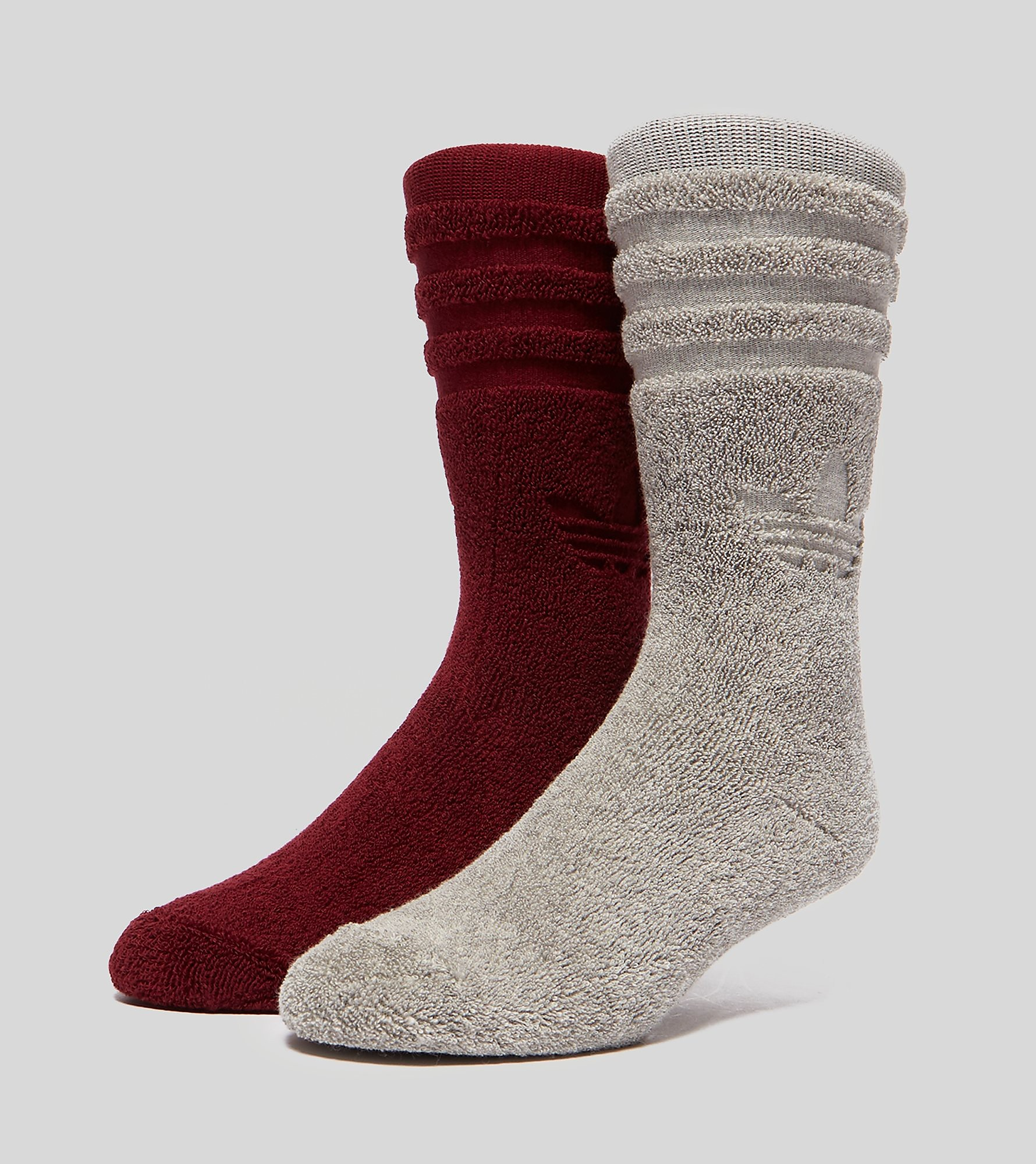 adidas Originals Winter Crew Socks 2 Pack