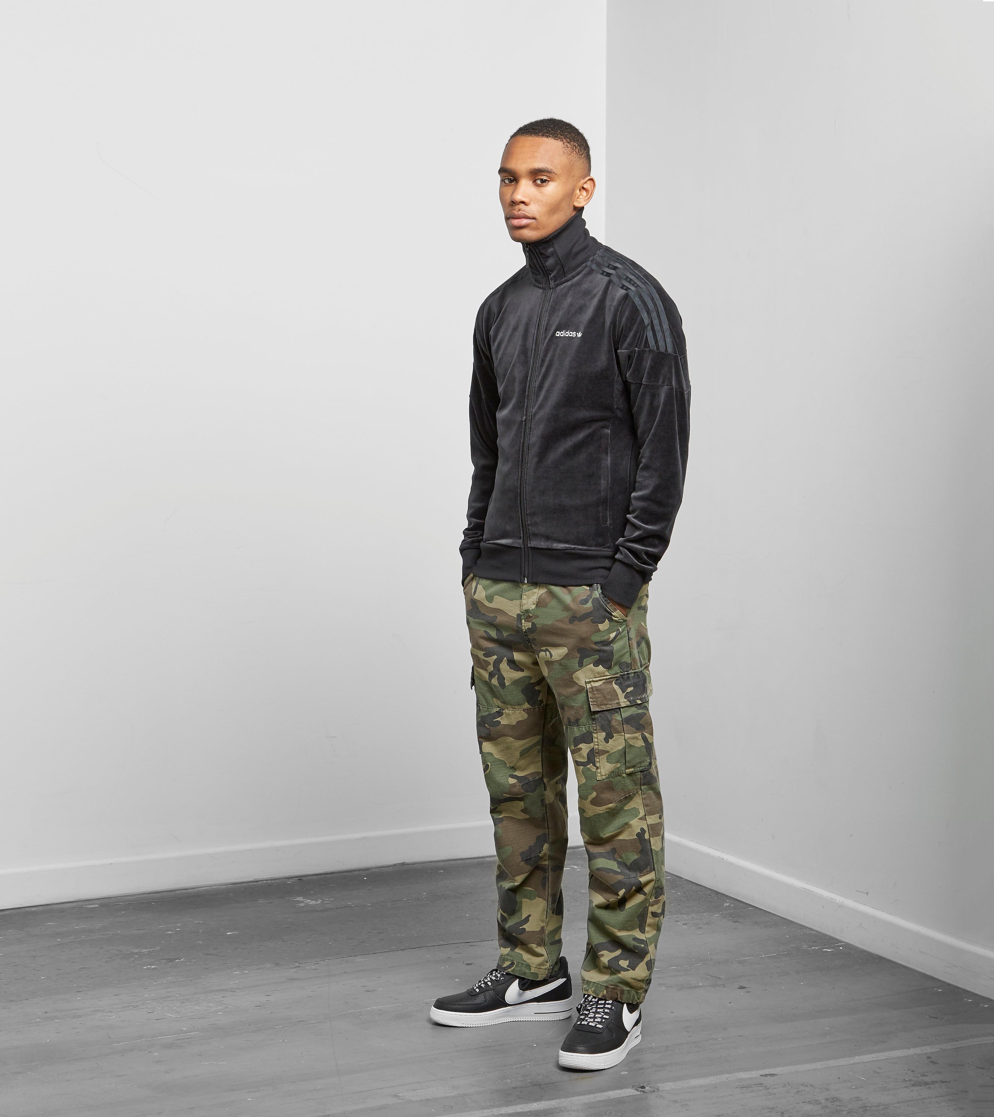 adidas Originals CLR84 Velour Track Top