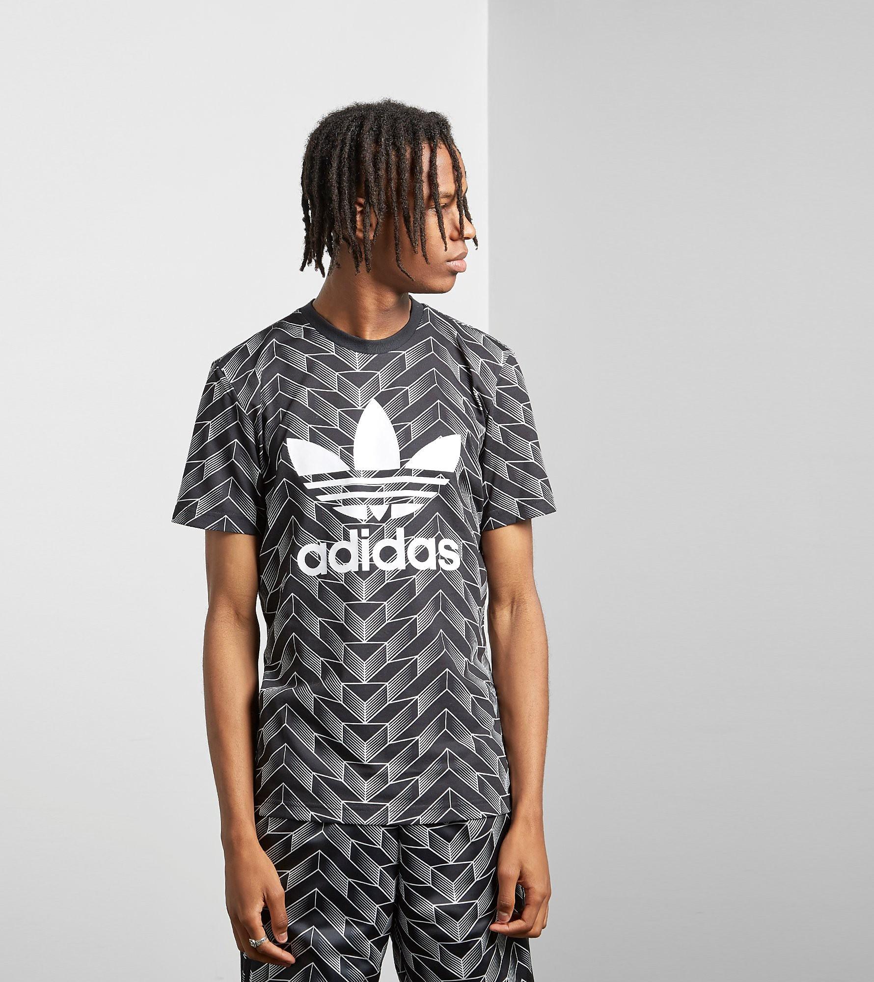 adidas Originals Soccer Trefoil Short Sleeve T-Shirt
