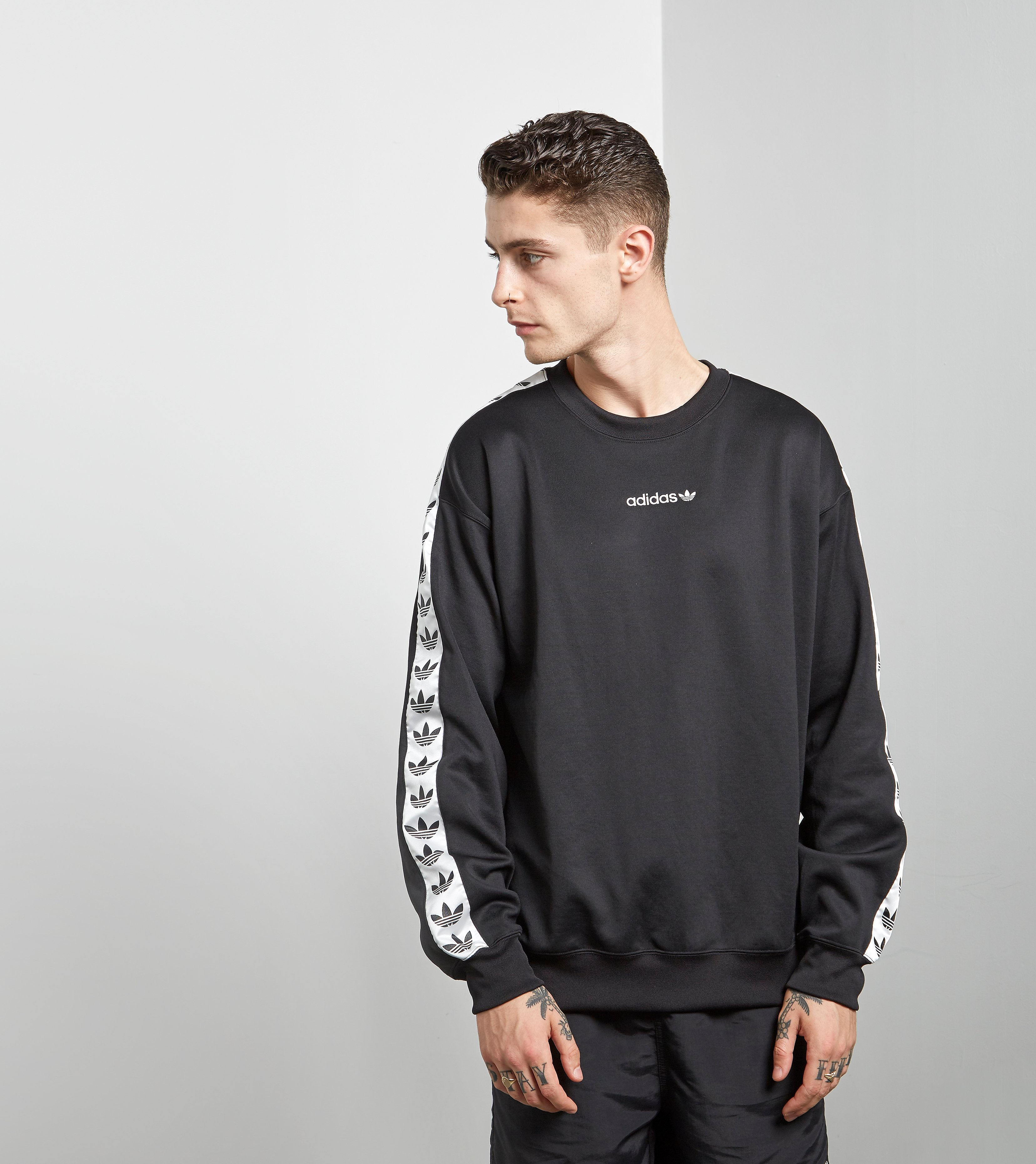 adidas Originals Tape Crew Sweatshirt