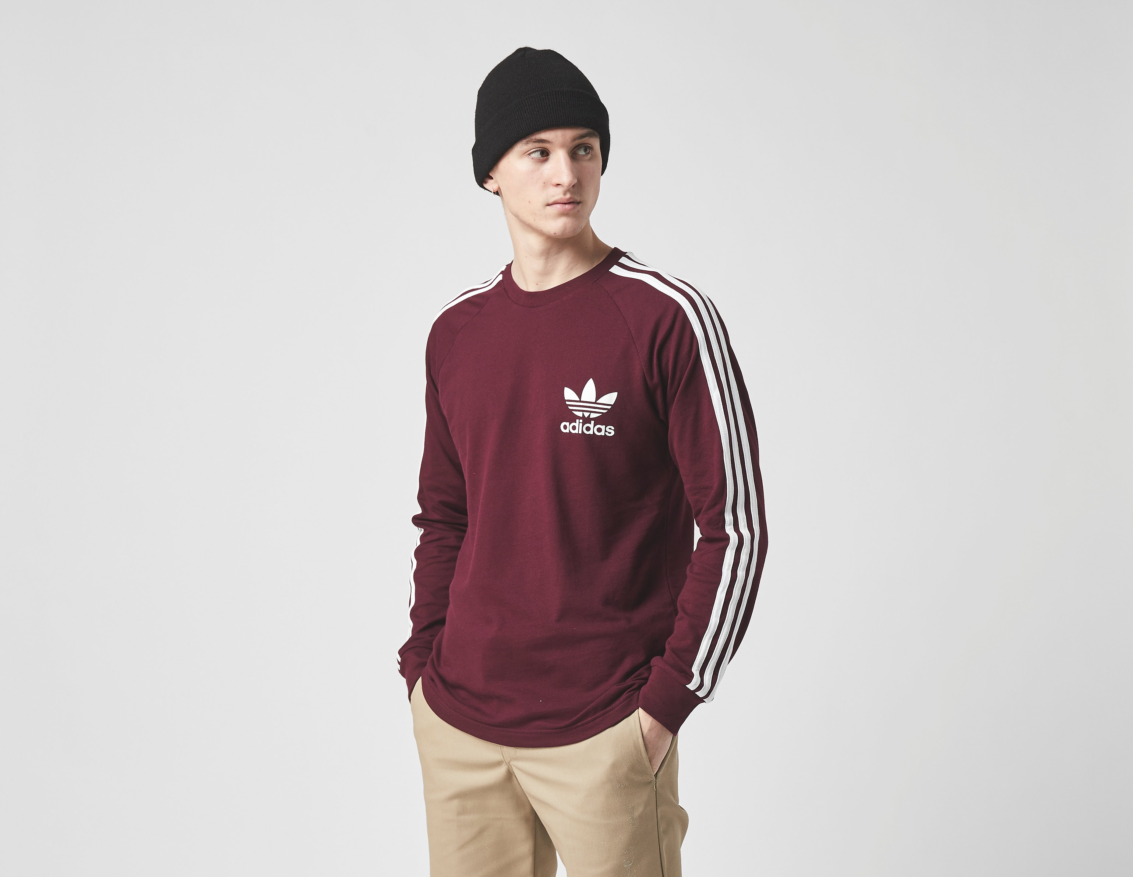 adidas Originals Pique Cali Long Sleeve