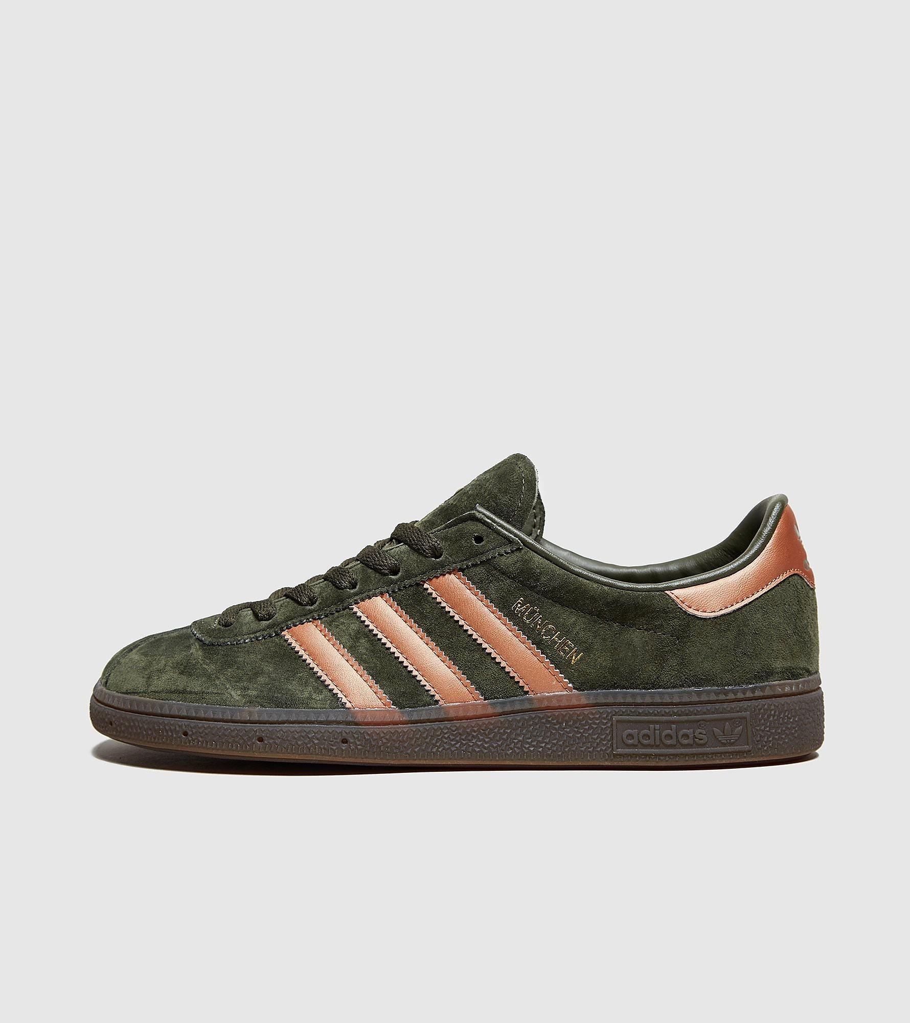 adidas Originals München, Green