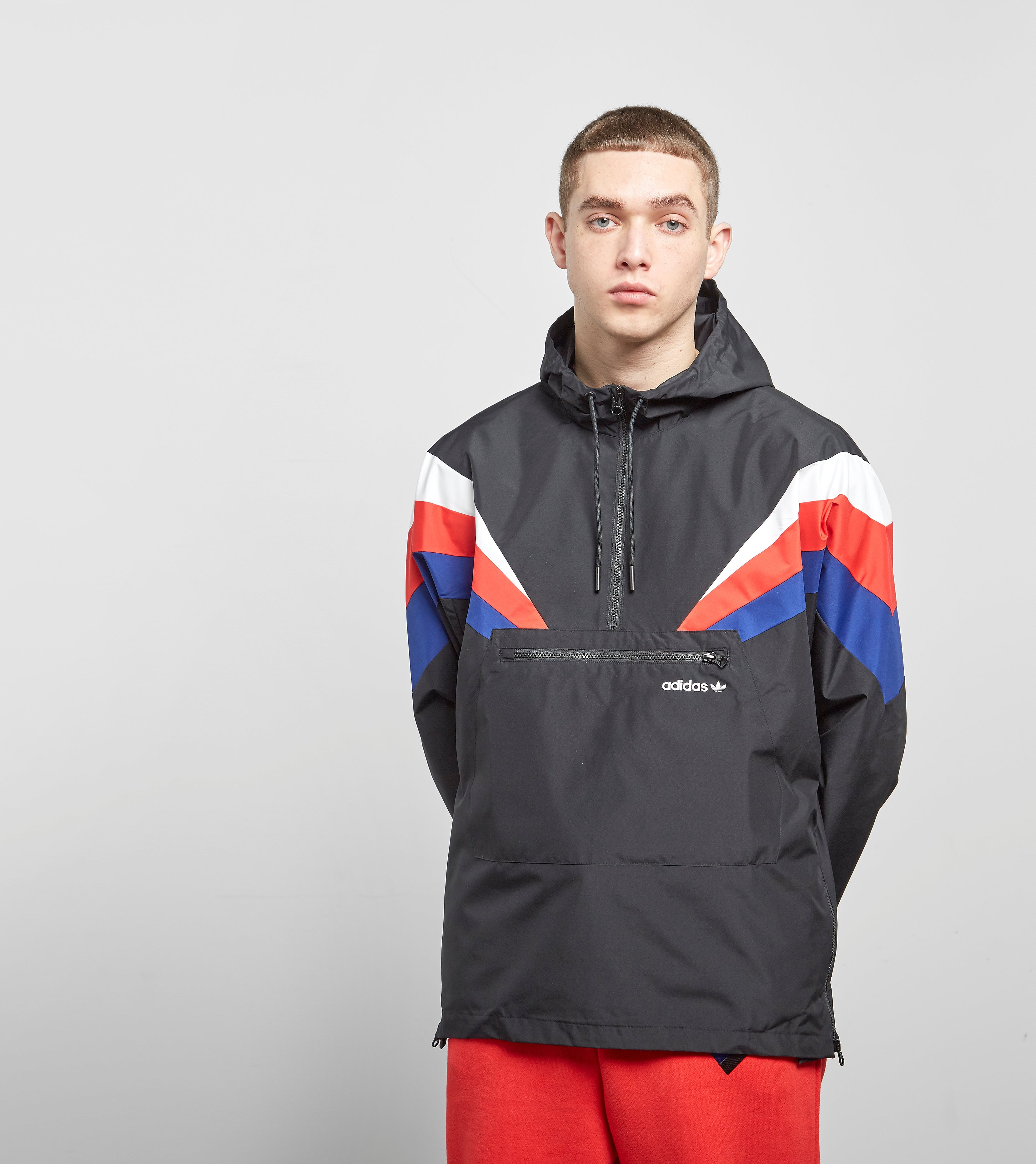 adidas Originals Fontanka Jacket, negro