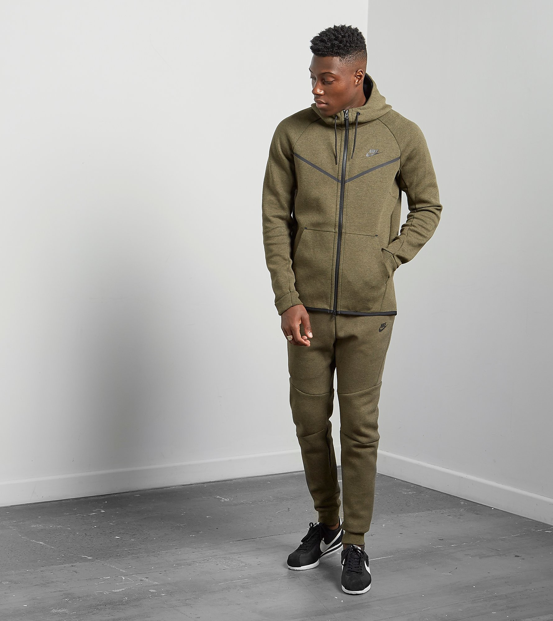 Nike Tech Fleece Windrunner Full Zip Hoody