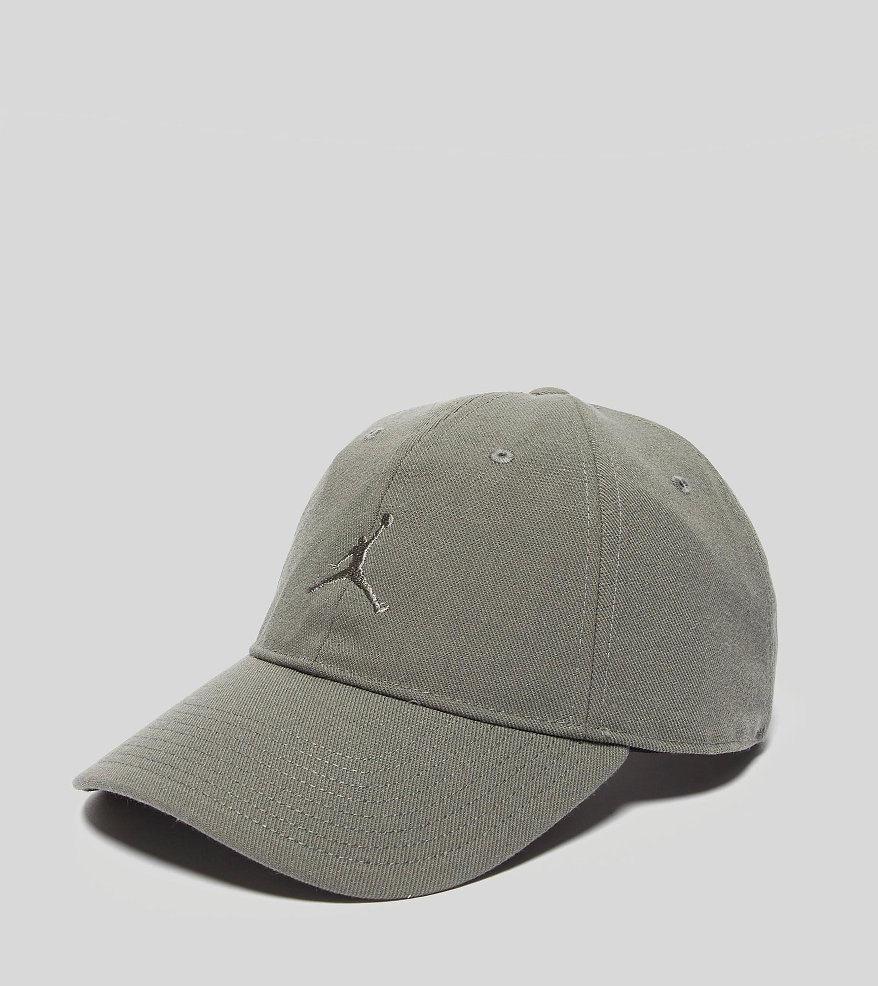 Jordan Curved Peak Strapback Cap