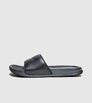 7d11ea9e8e20e Quick Buy Nike Benassi Just Do It Slides Women s. £35.00. Nike Benassi  Slides Women s ...