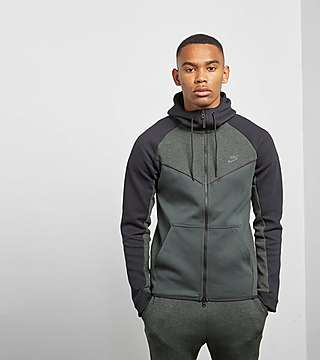7e48e783d Nike Tech Fleece Windrunner Full Zip Hoodie